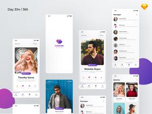 dating app designer