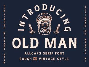 Old School Fonts – Freebie Supply