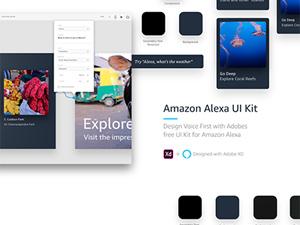 Splash Screen Templates iOS & Android - Adobe XD - Freebie