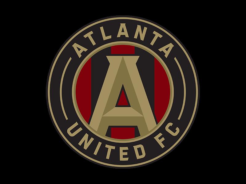 Atlanta Falcons Colors Red >> Atlanta United FC Logo PNG Transparent & SVG Vector ...