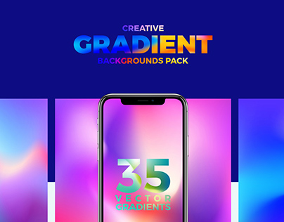 iphone x gradient backgrounds freebie supply