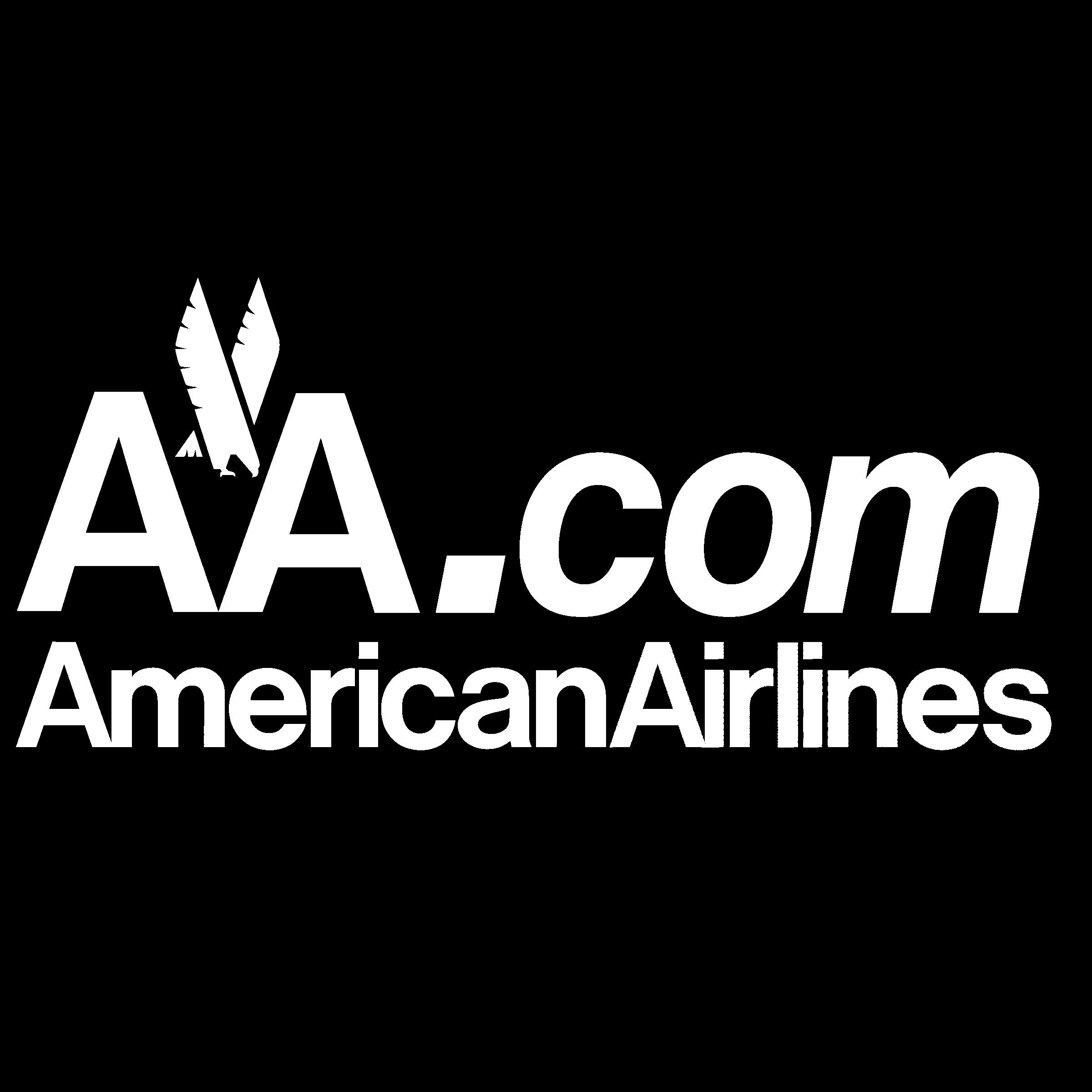 AA Com American Airlines Logo PNG Transparent & SVG Vector