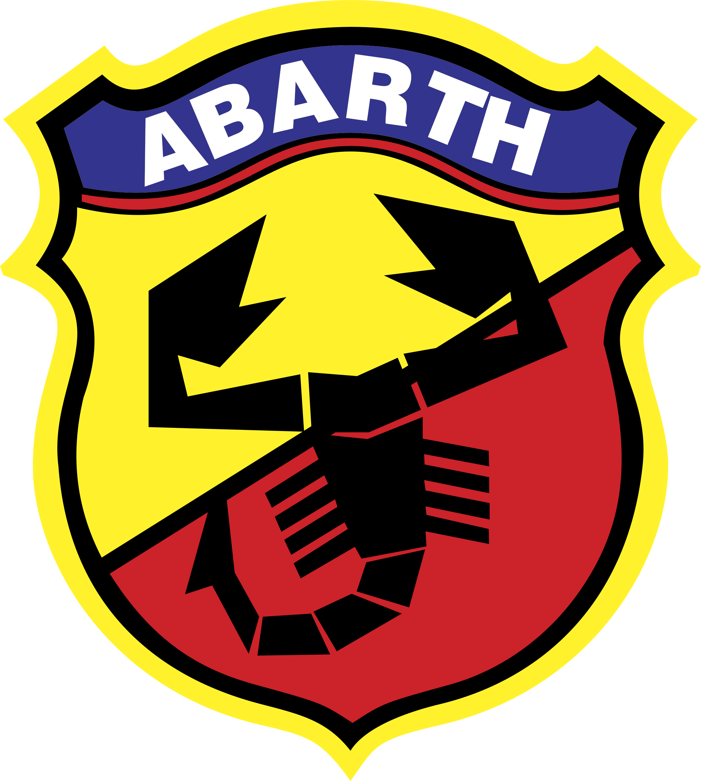 Abarth C Logo PNG Transparent & SVG Vector - Freebie Supply