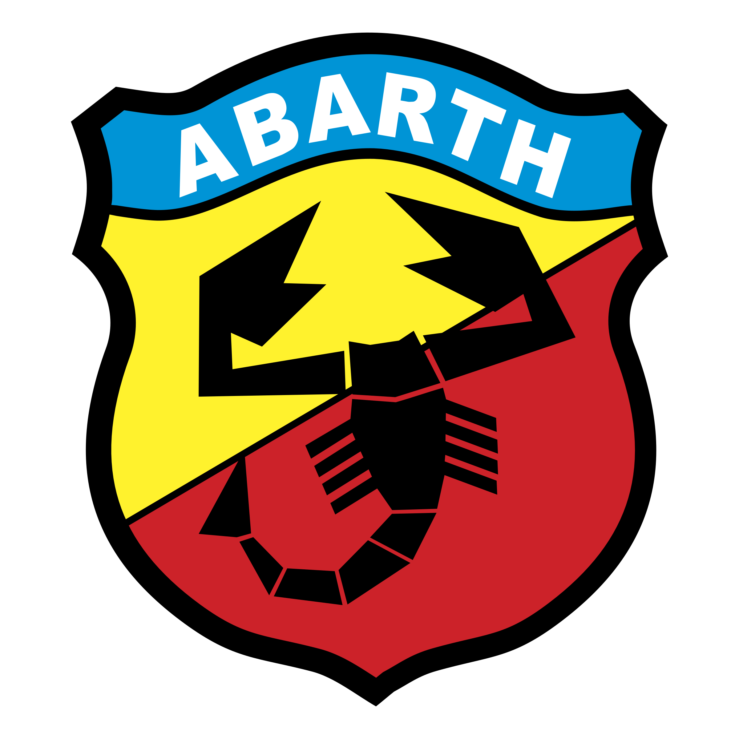 Abarth Logo PNG Transparent & SVG Vector - Freebie Supply