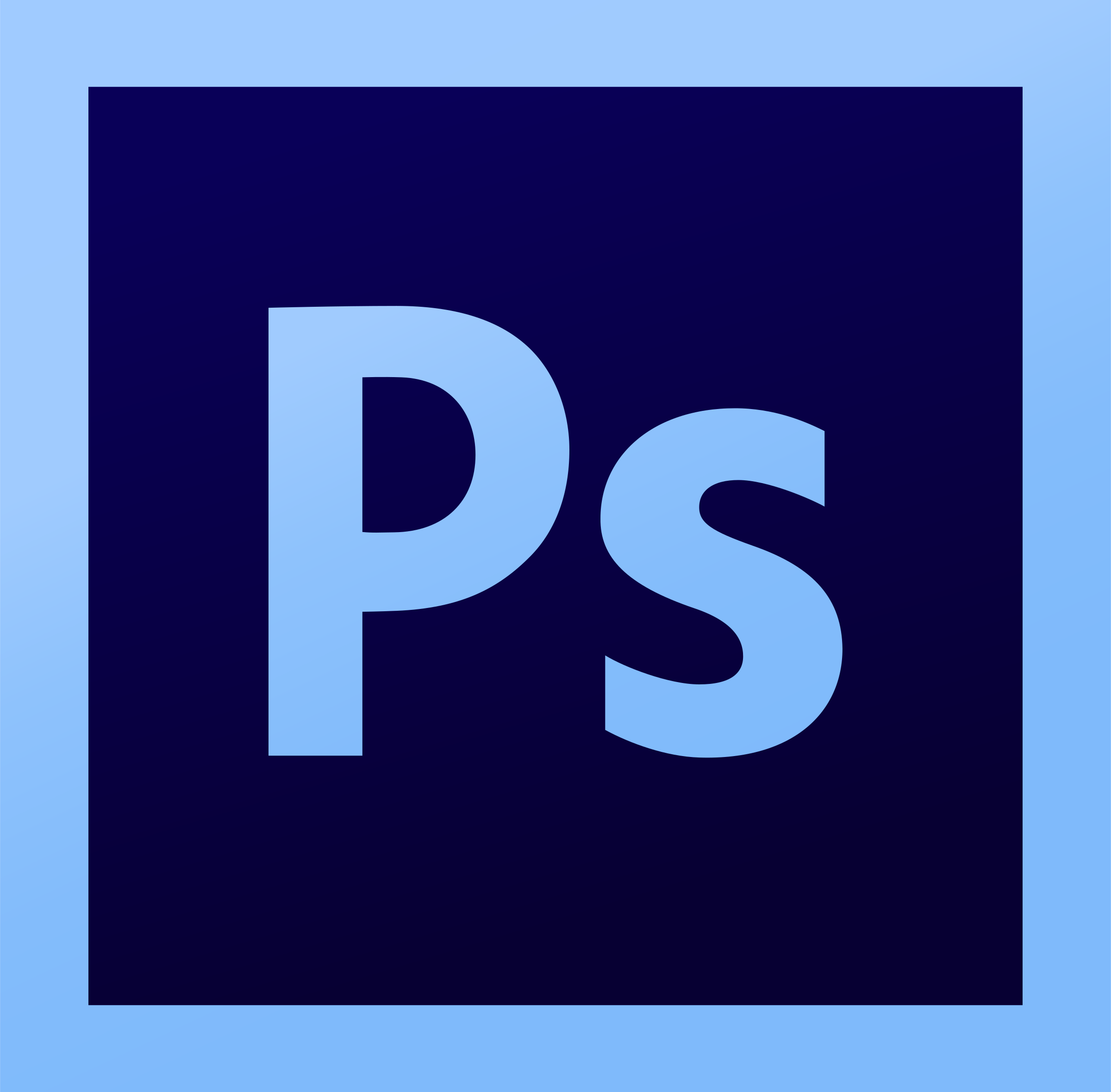 adobe photoshop cs6 logo png transparent svg vector freebie supply