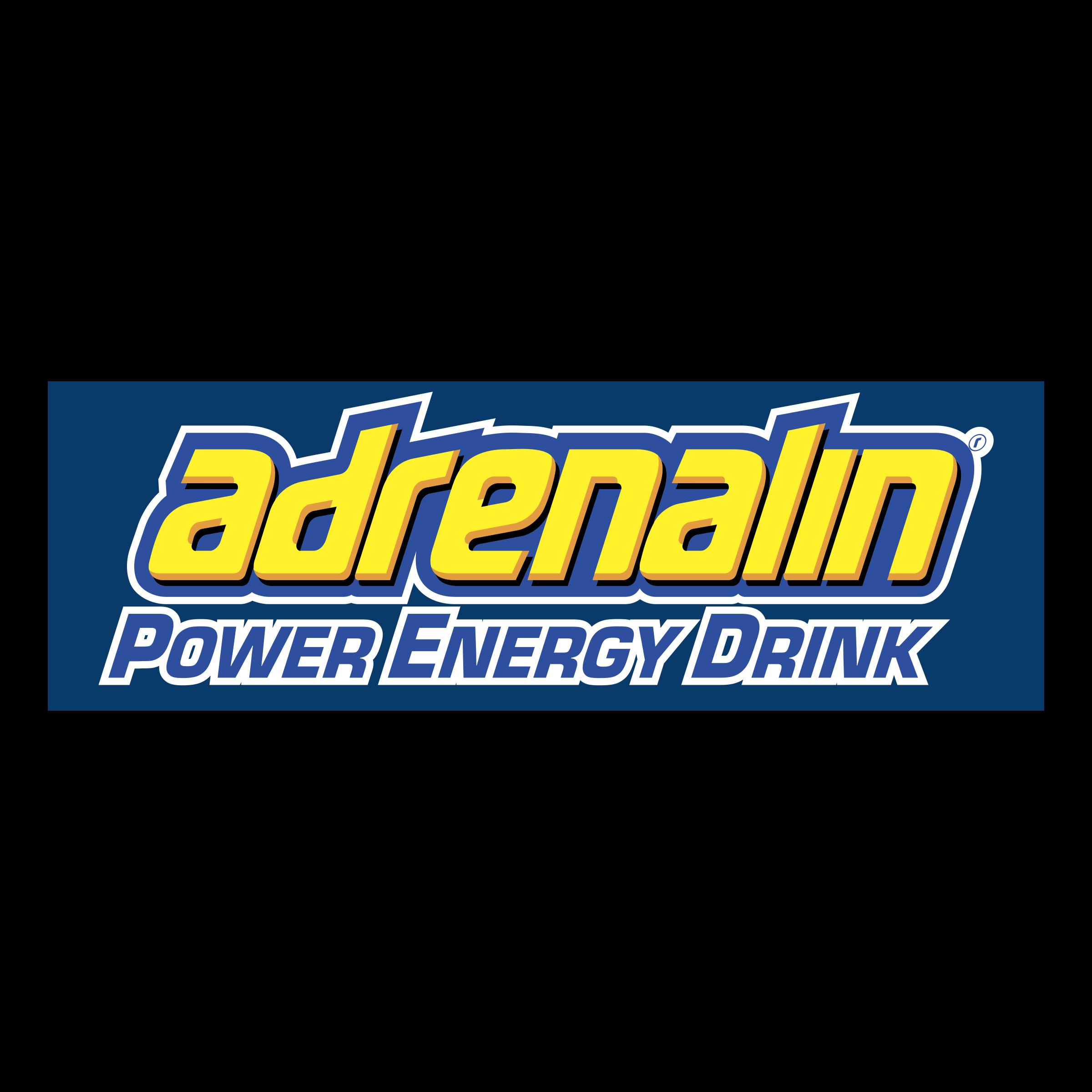Adrenalin Power Energy Drink Logo PNG Transparent & SVG