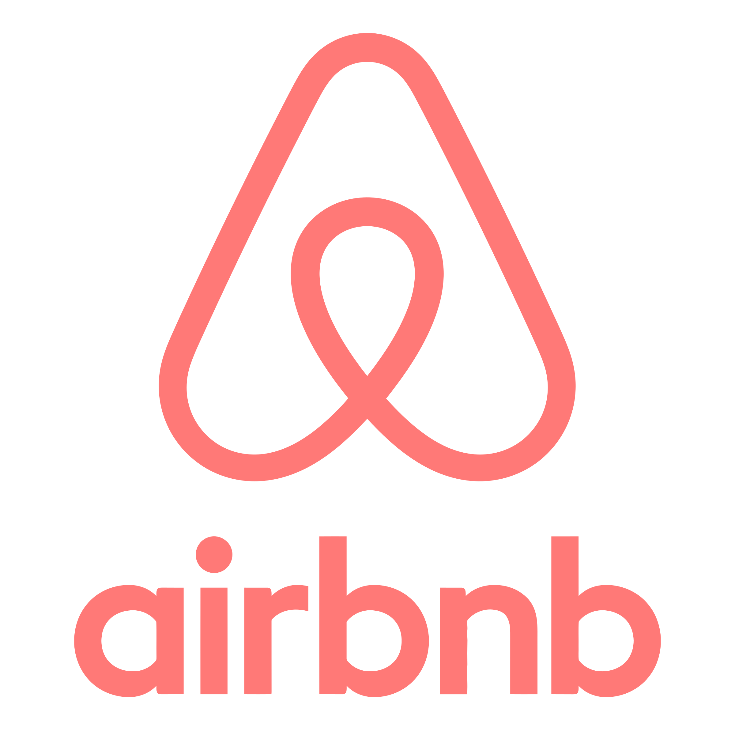Airbnb Logo Png Transparent Svg Vector Freebie Supply