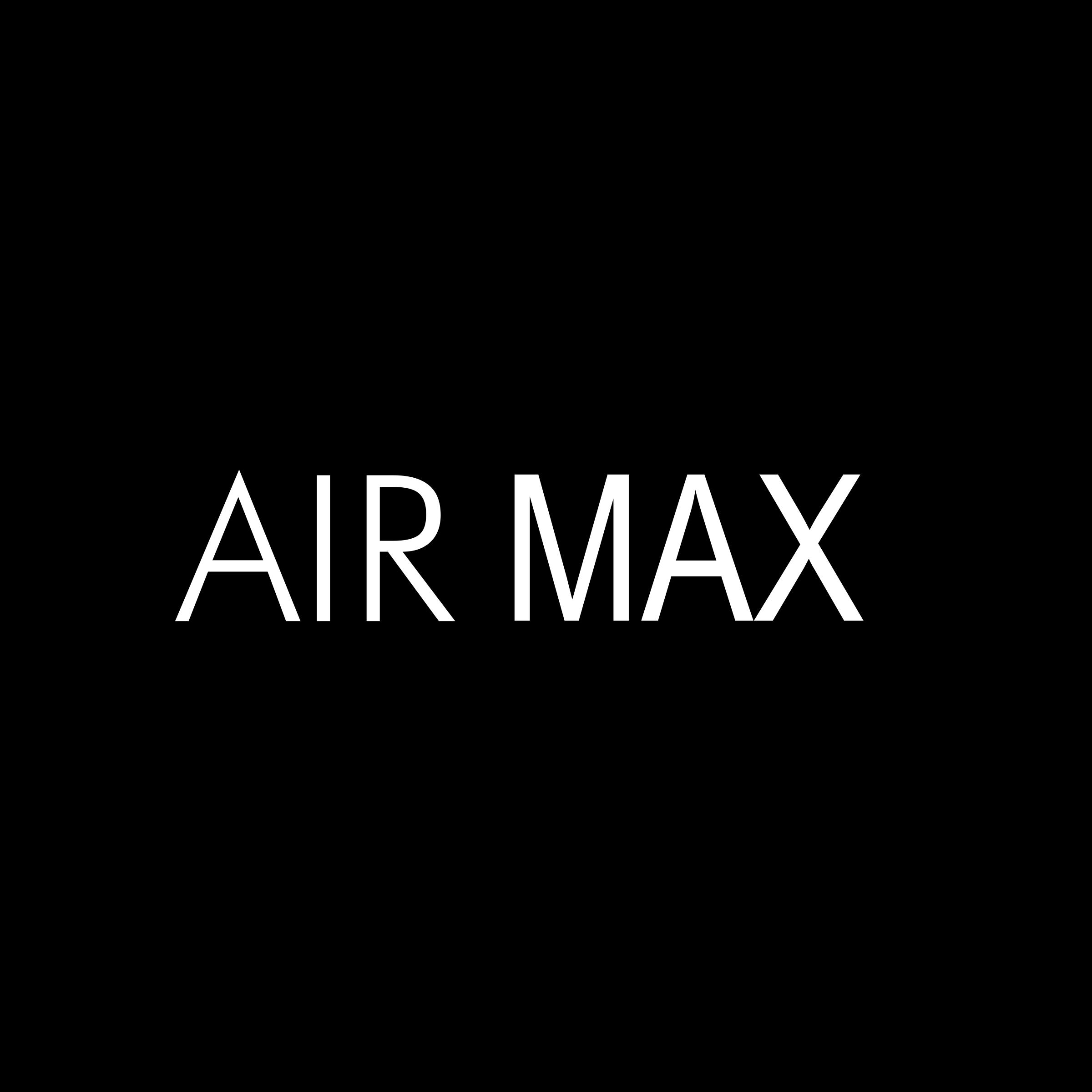 Airmax Logo Png Transparent Svg Vector Freebie Supply