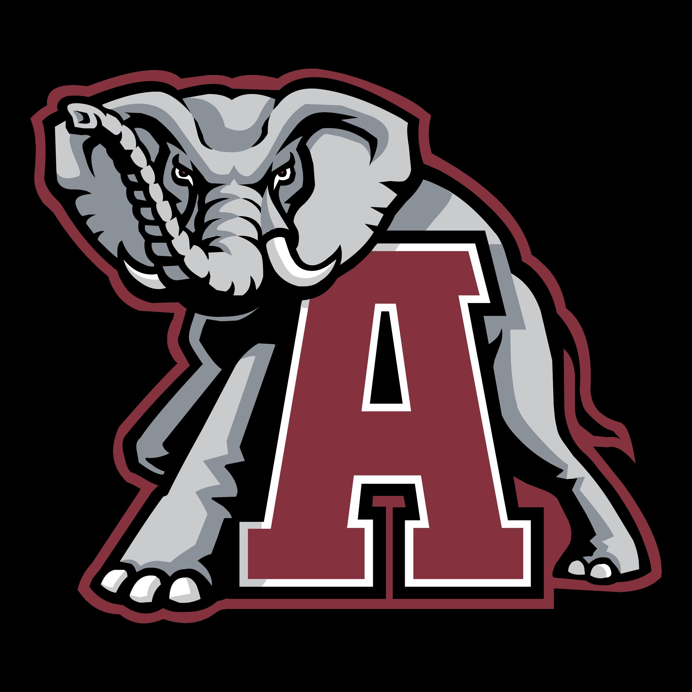 Alabama football logo png