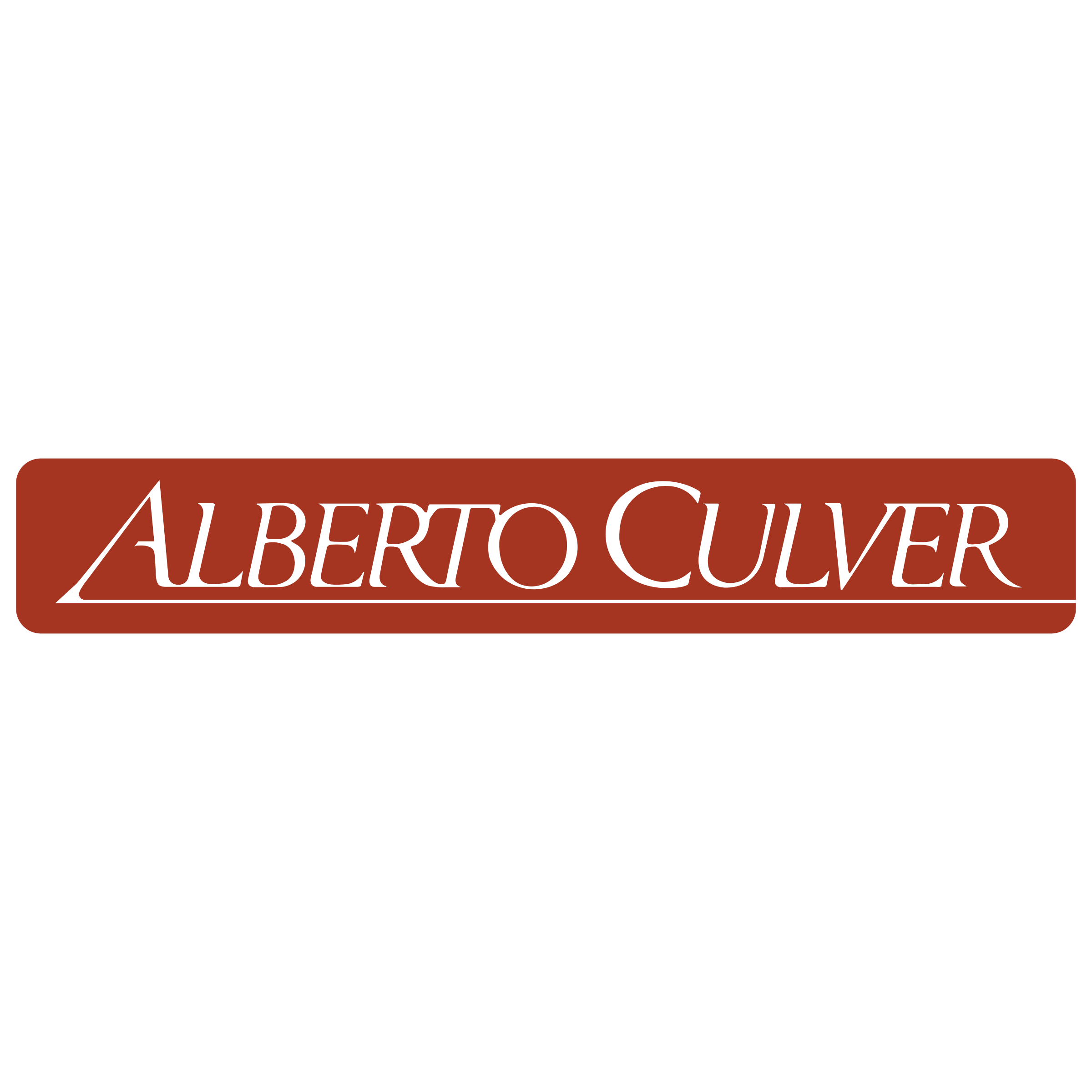 Alberto-Culver logo