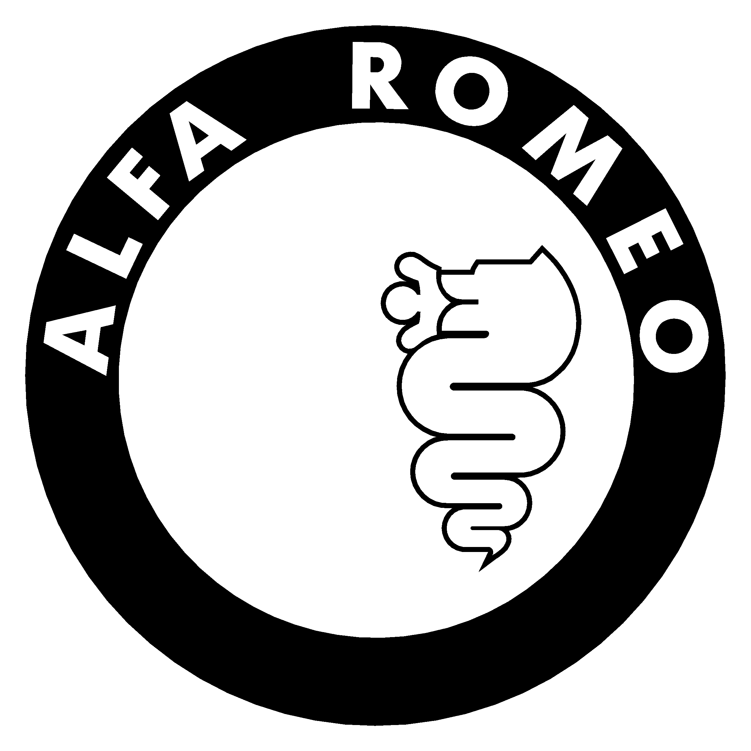 Alfa Romeo Logo Png Transparent Svg Vector Freebie Supply