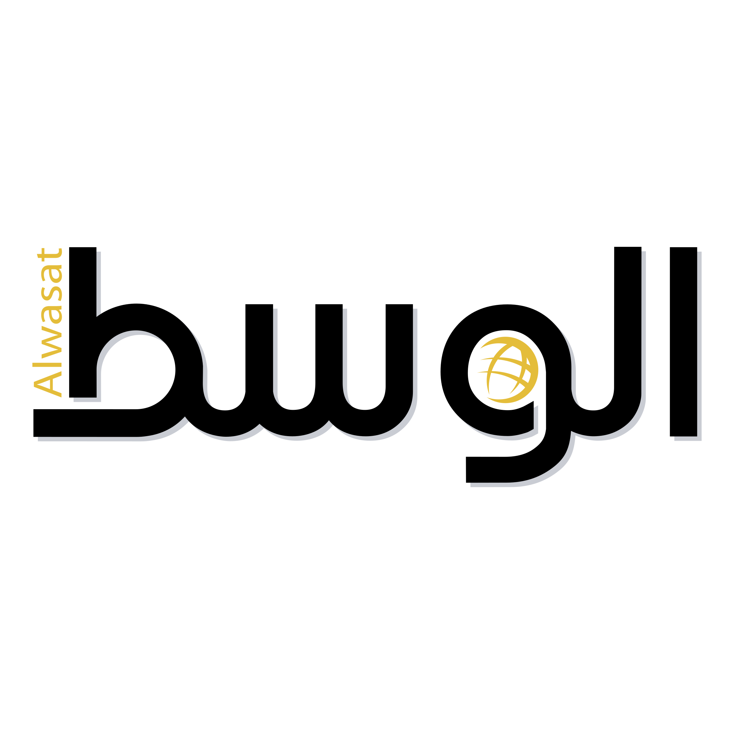 alwasat newspaper logo png transparent & svg vector - freebie supply
