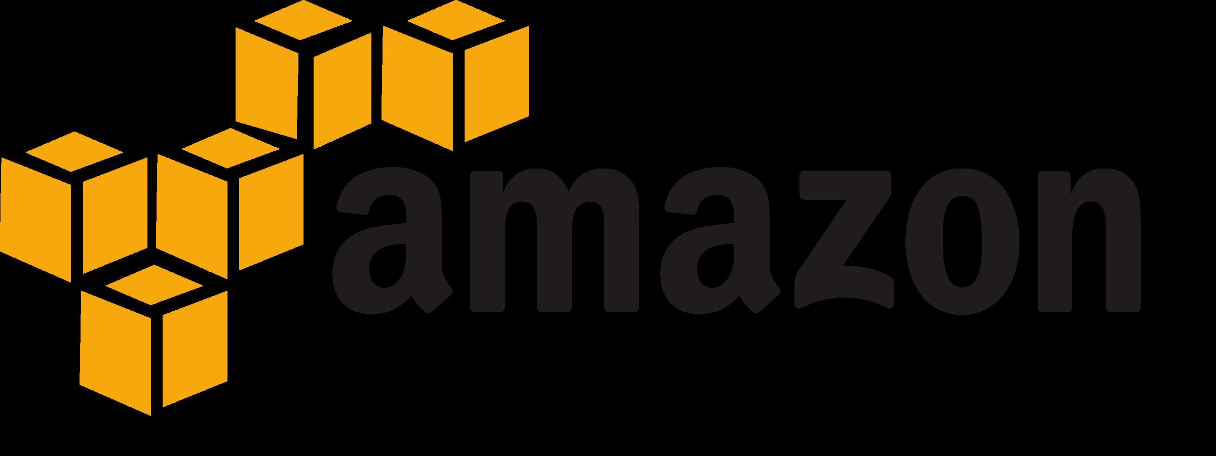 Amazon Web Services Logo PNG Transparent & SVG Vector - Freebie Supply
