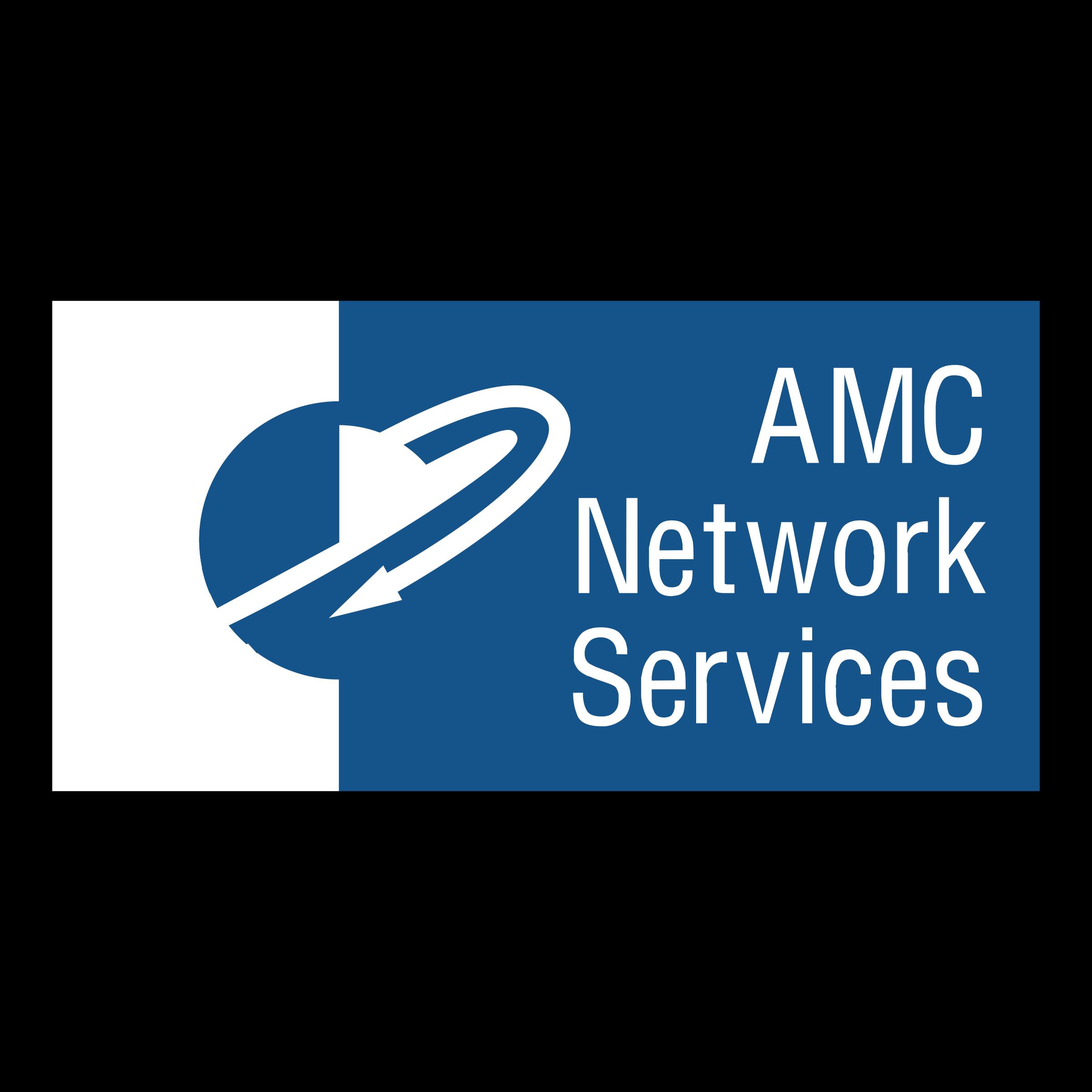 AMC Network Services Logo PNG Transparent