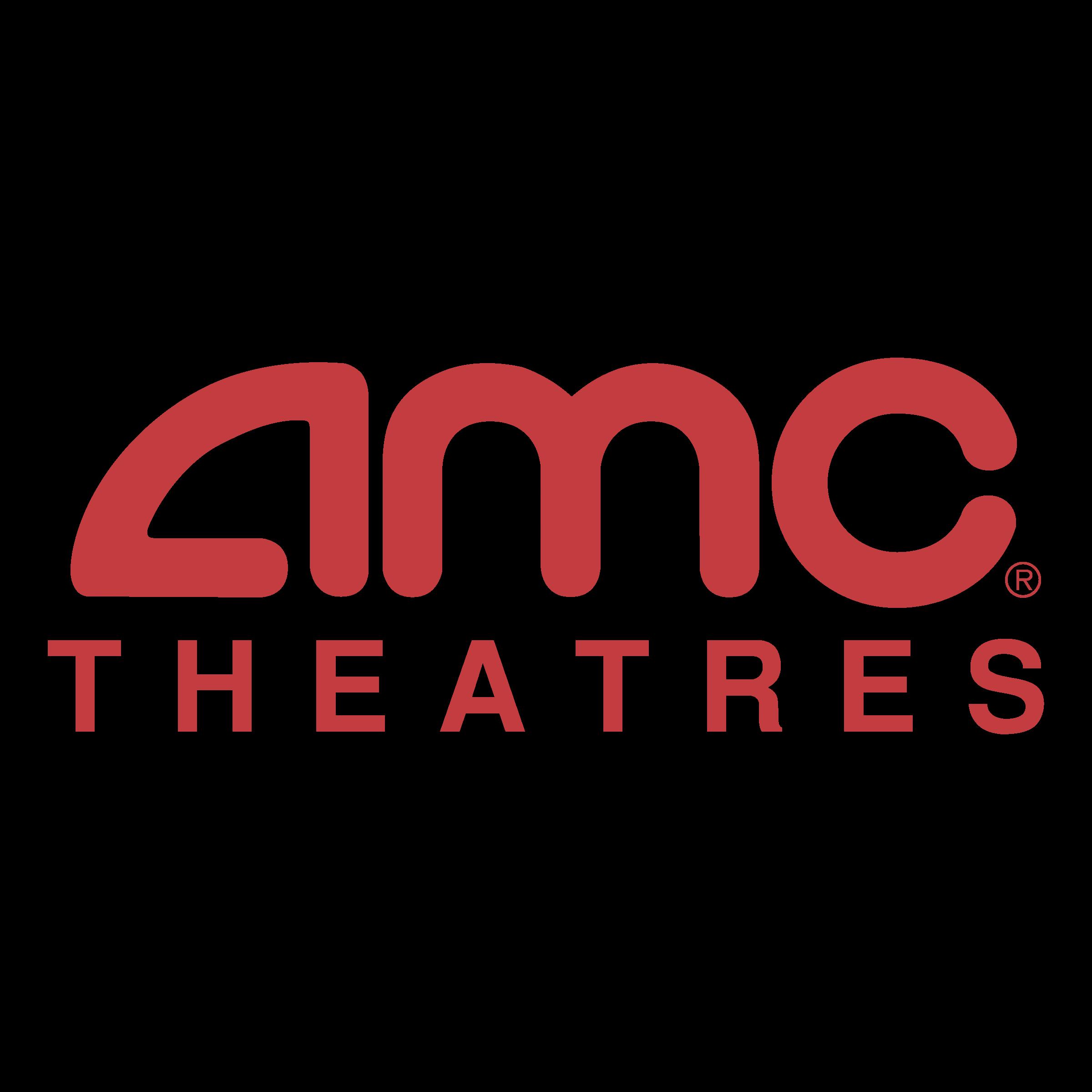AMC Theatres Logo PNG Transparent