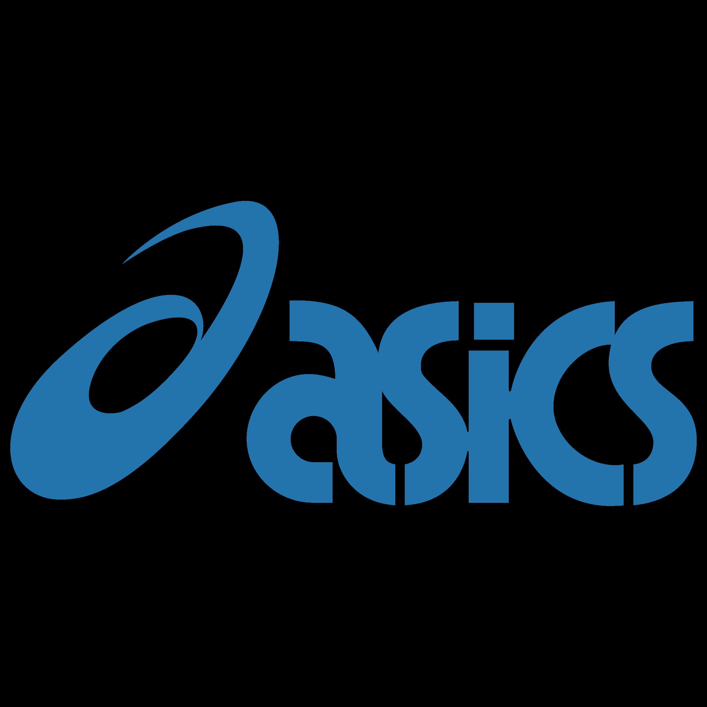 Asics logo transparent vector freebie supply png 2400x2400 Asics svg e03befc4b6