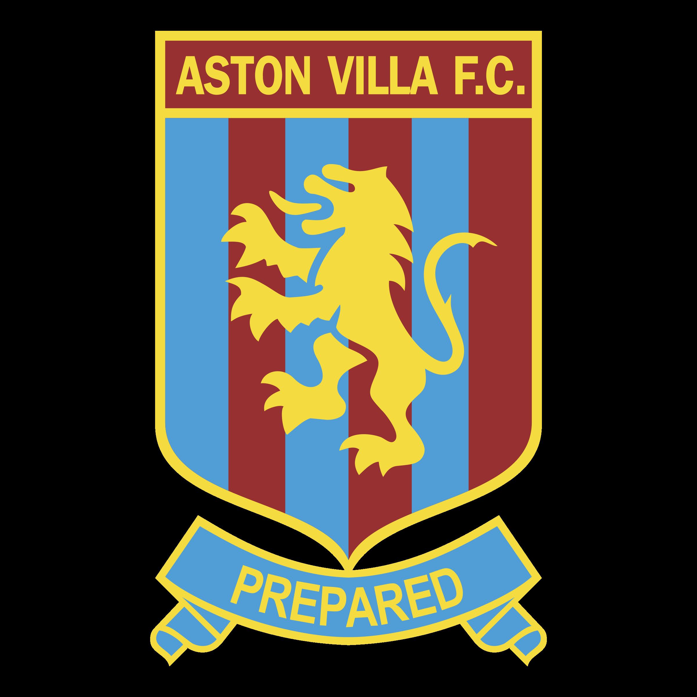 Aston Villa FC 8687 Logo PNG Transparent & SVG Vector ...
