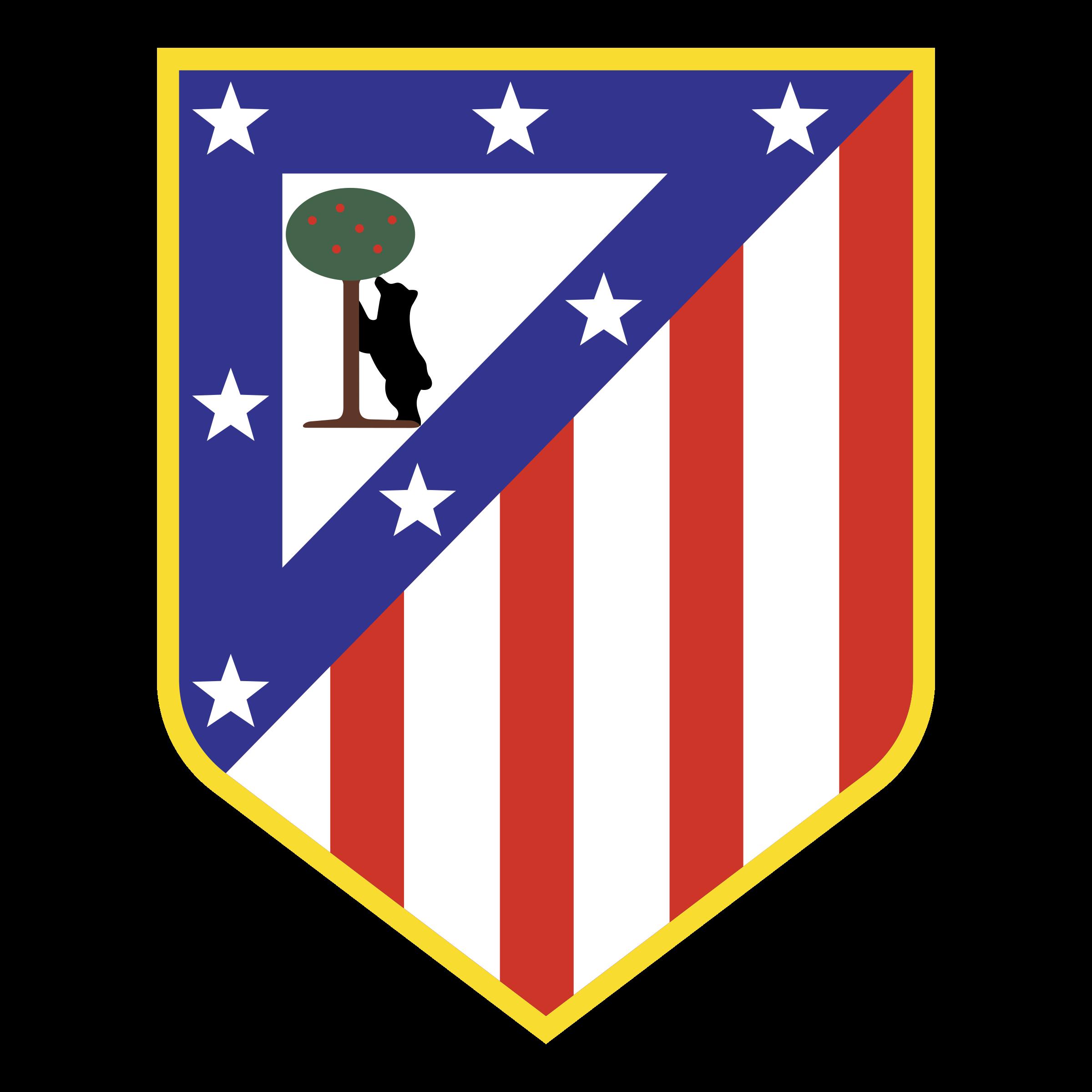 Athletic Club Madrid Logo PNG Transparent & SVG Vector ...