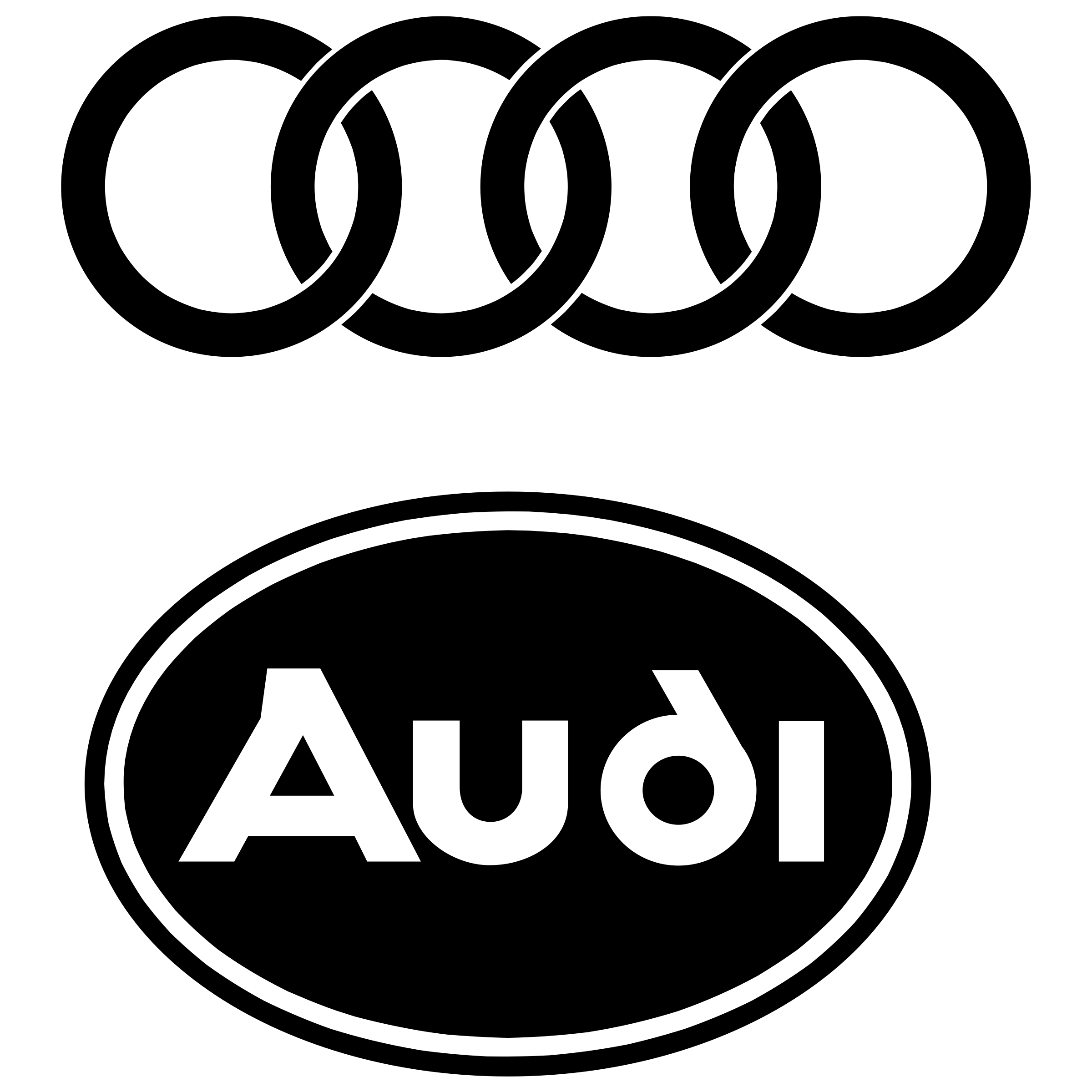Audi Logo PNG Transparent & SVG Vector - Freebie Supply