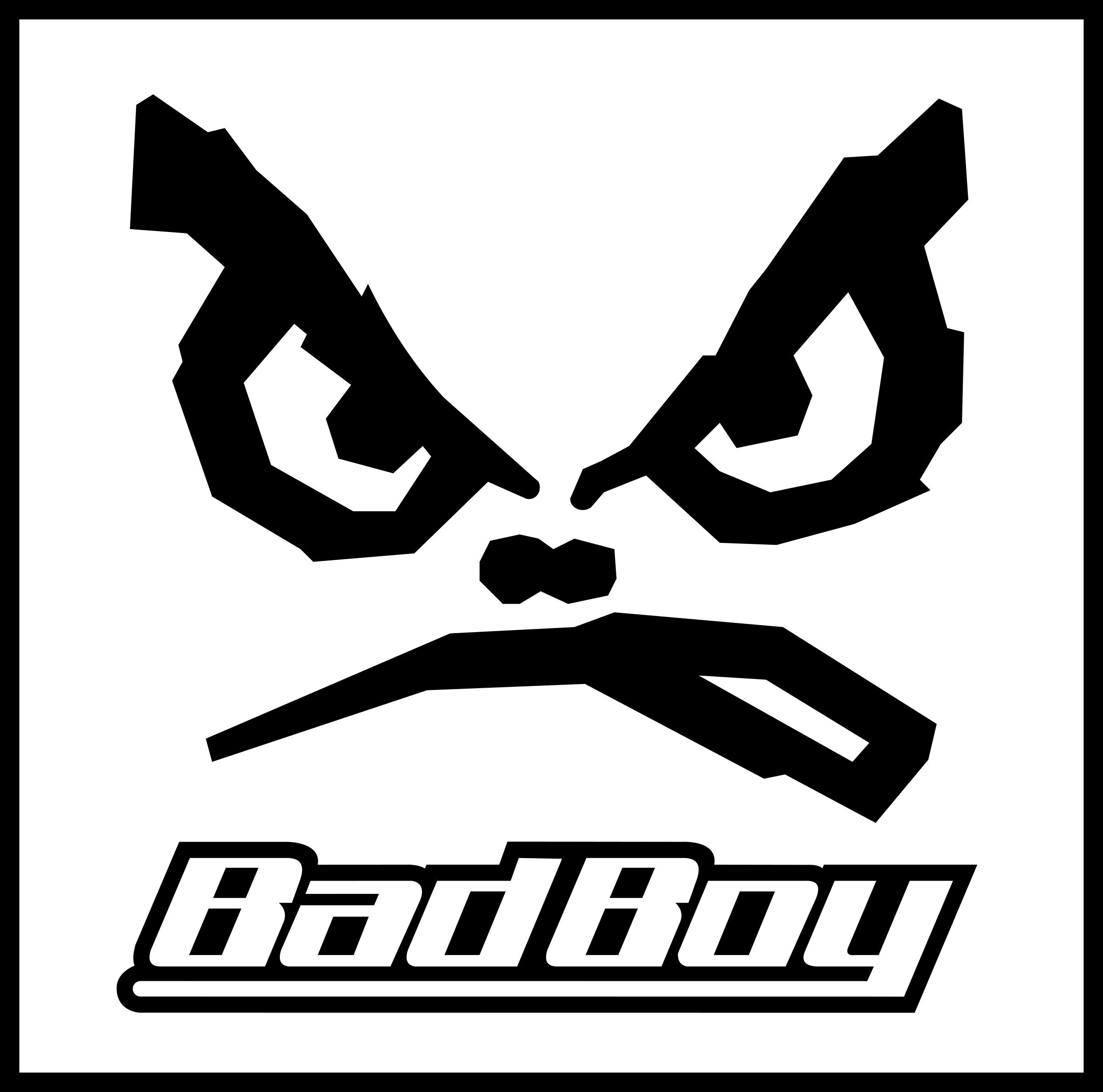 bad boy logo png transparent amp svg vector freebie supply