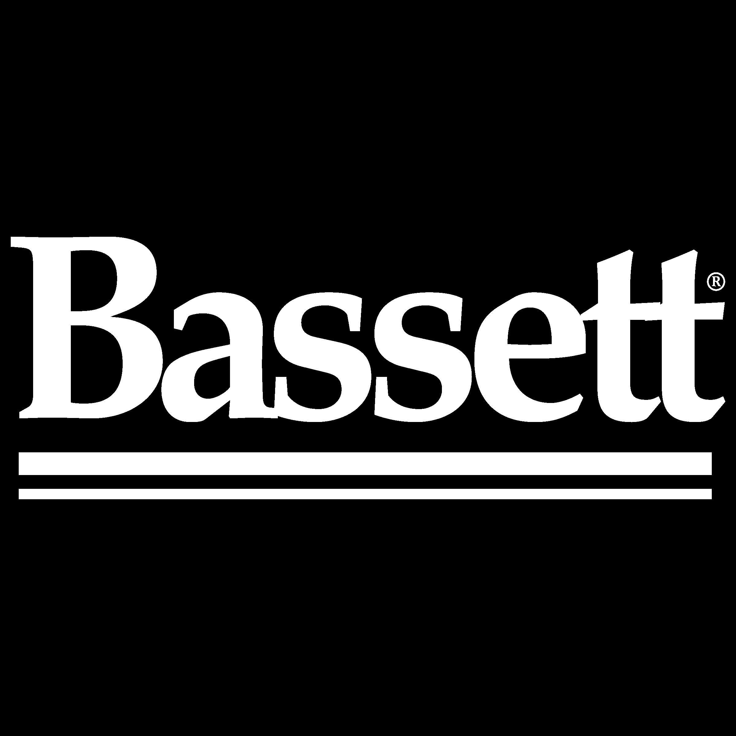 bassett furniture logo. Brilliant Bassett Bassett Furniture Logo Black And White For R