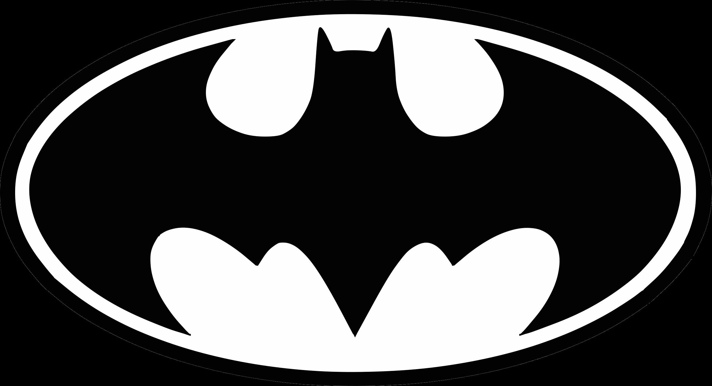Batman Logo PNG Transparent & SVG Vector - Freebie Supply