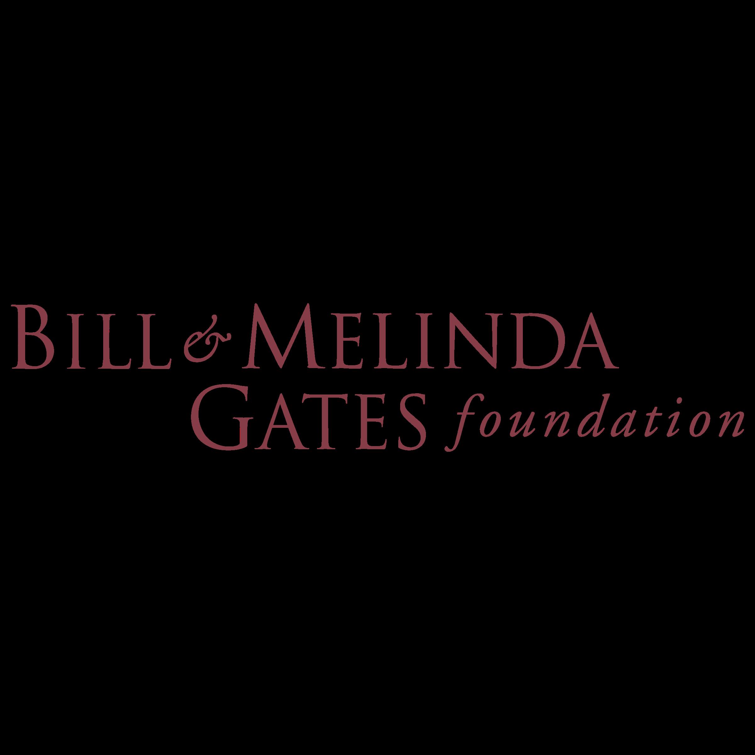 Bill Melinda Gates Foundation  >> Bill Melinda Gates Foundation Logo Png Transparent Svg Vector