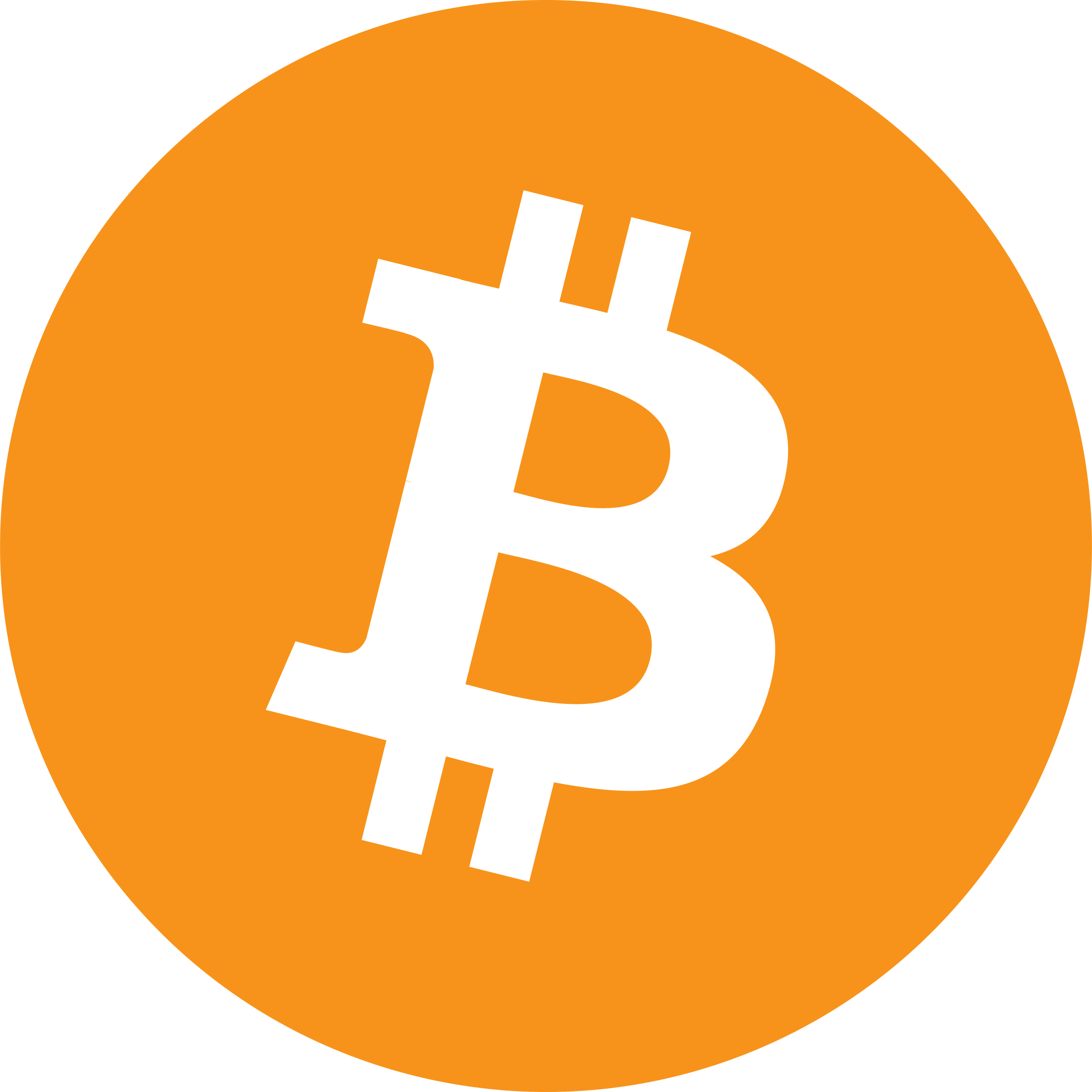 Bitcoin Logo PNG Transparent & SVG Vector - Freebie Supply