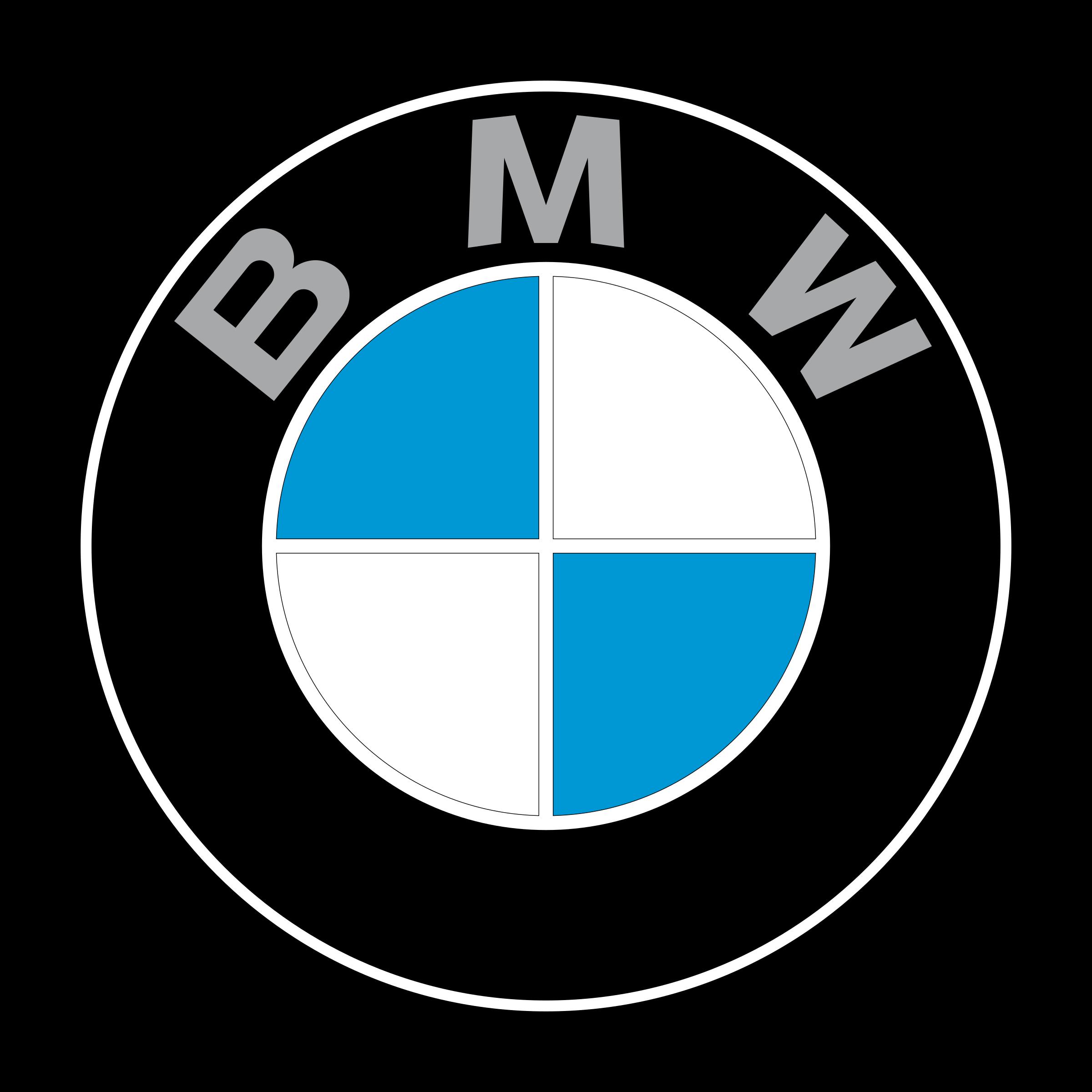 BMW 01 Logo PNG Transparent & SVG Vector - Freebie Supply