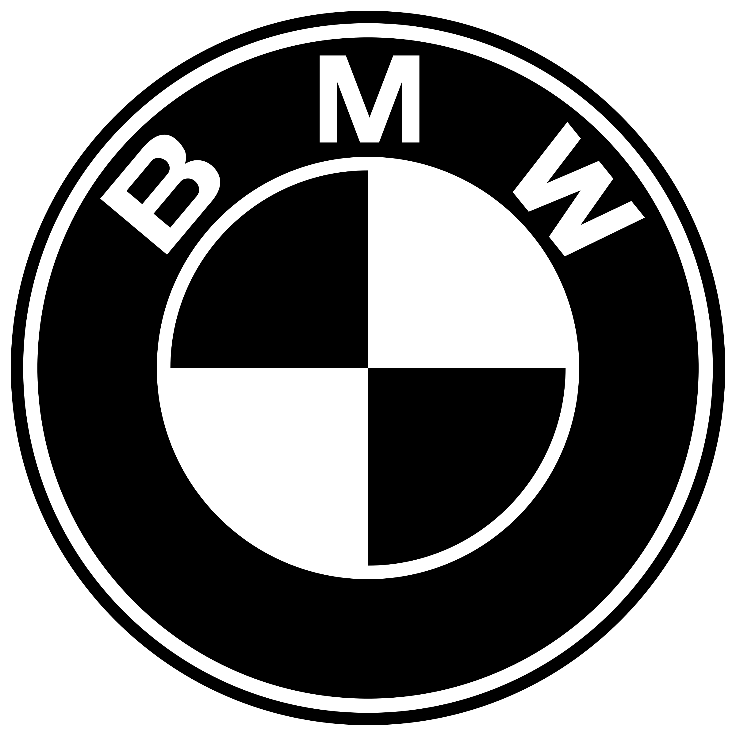 BMW 791 Logo PNG Transparent & SVG Vector - Freebie Supply
