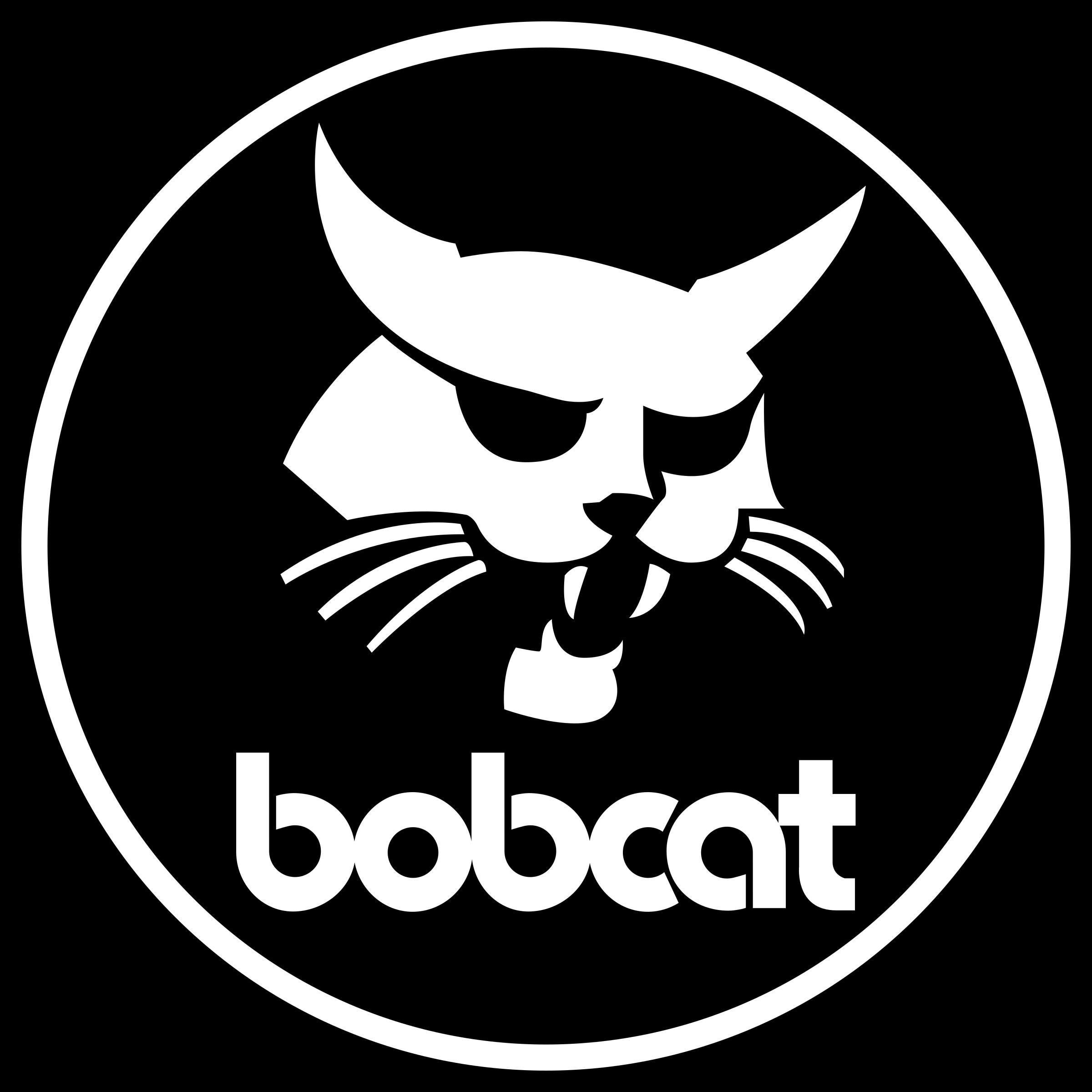 Bobcat 4 Logo Png Transparent Svg Vector Freebie Supply