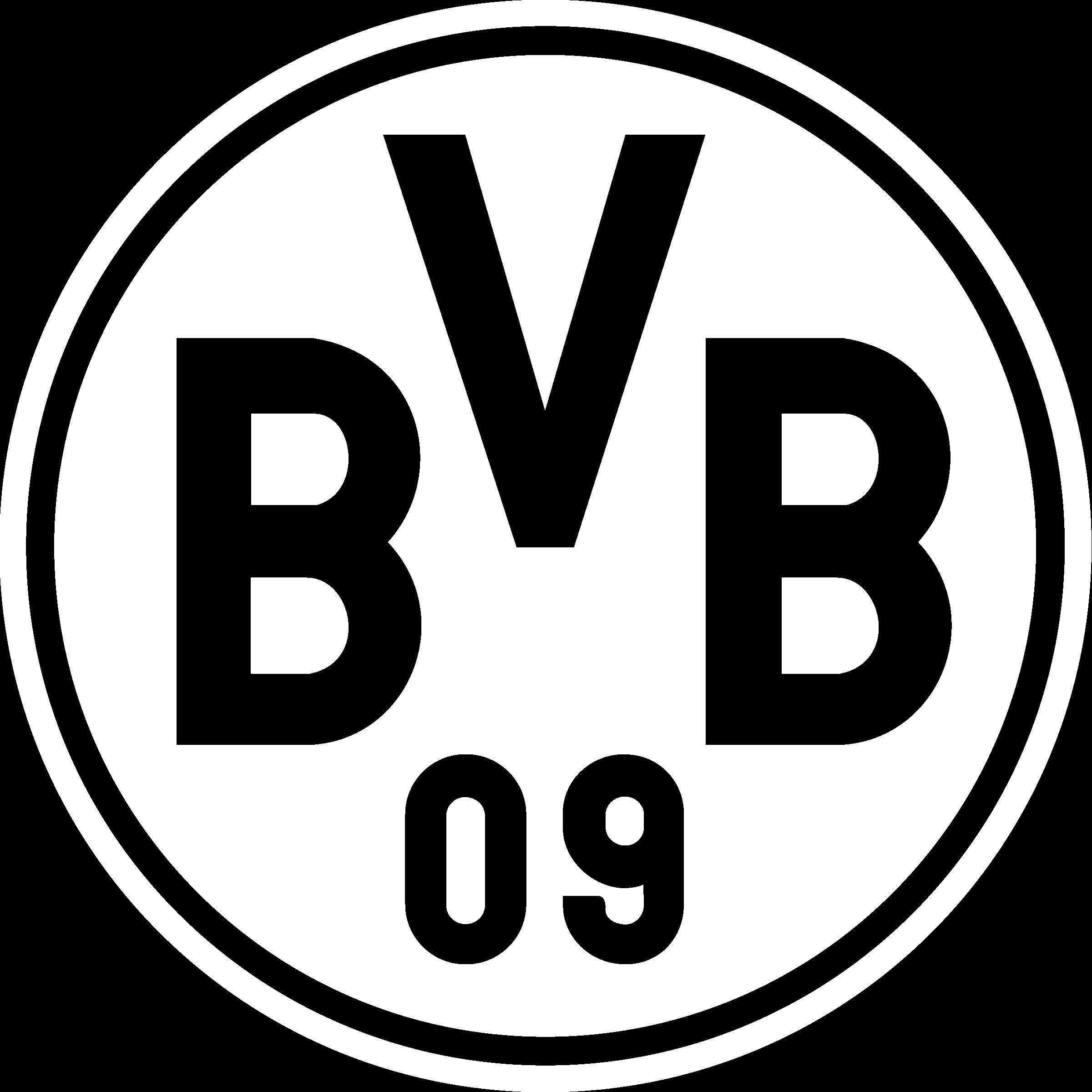Borussia Dortmund Logo Png Transparent Svg Vector Freebie Supply