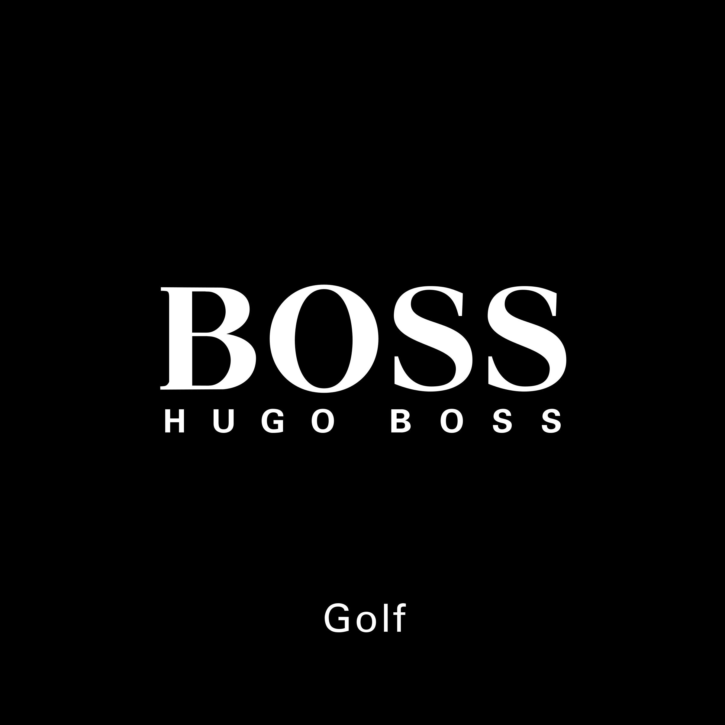 7562c0aaf638 Boss Hugo Boss Golf Logo PNG Transparent & SVG Vector - Freebie Supply