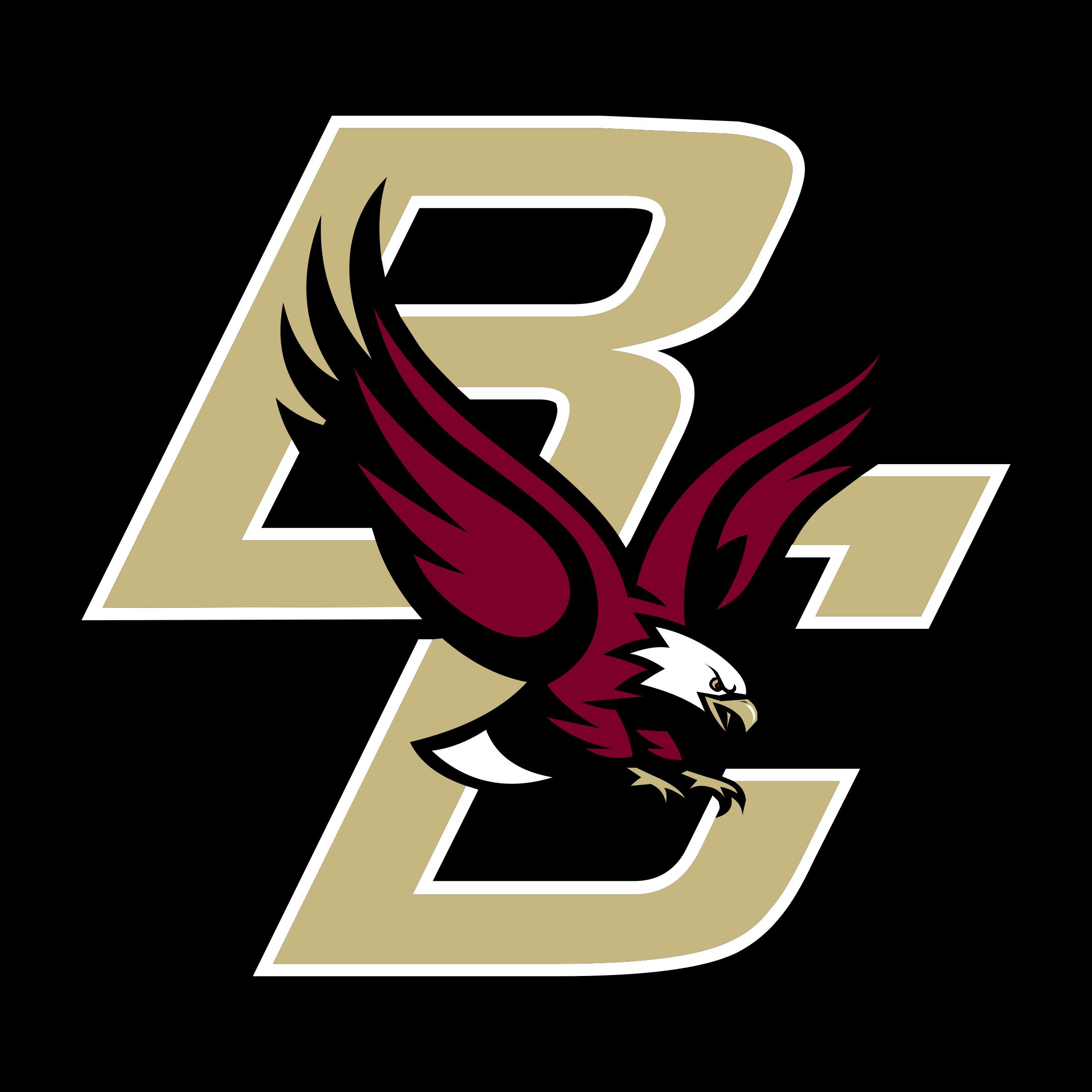 Boston College Eagles Logo PNG Transparent & SVG Vector ...