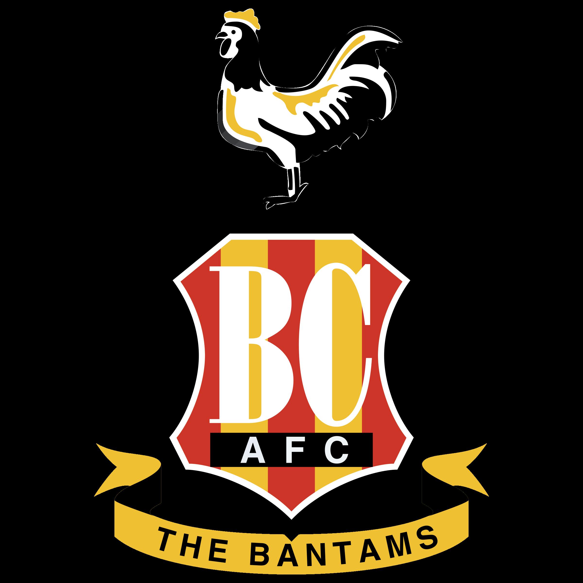 Bradford City AFC Logo PNG Transparent & SVG Vector ...