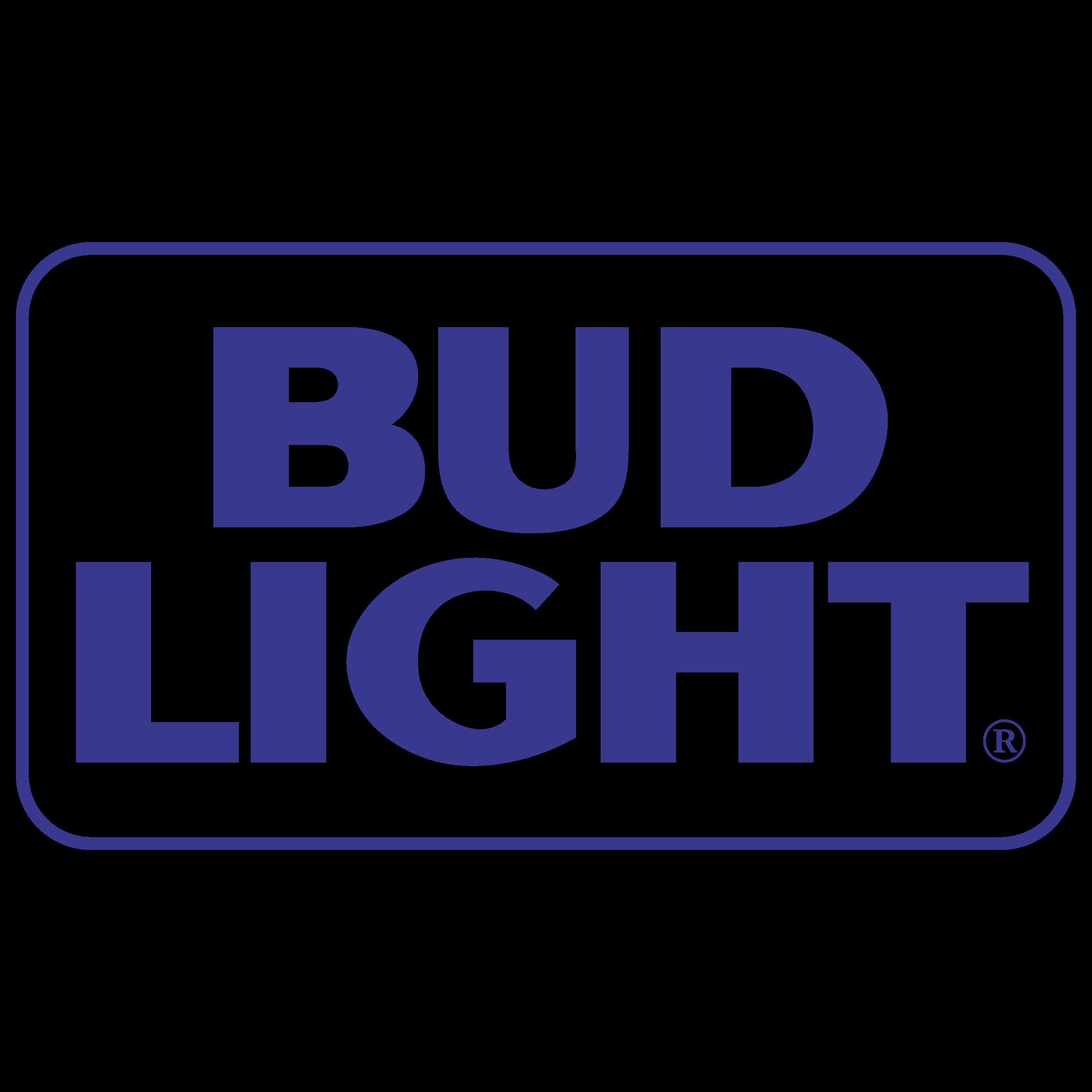 Bud Light Logo PNG Transparent