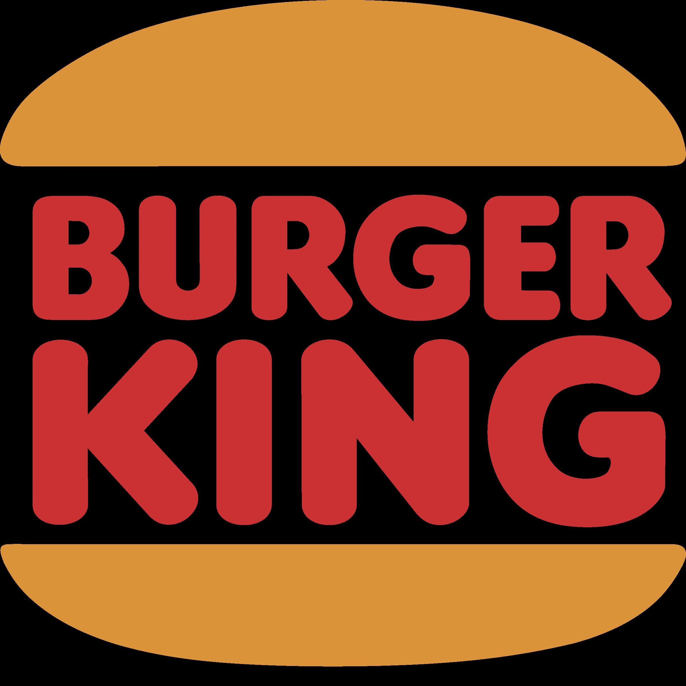 Burger KING Logo PNG Transparent