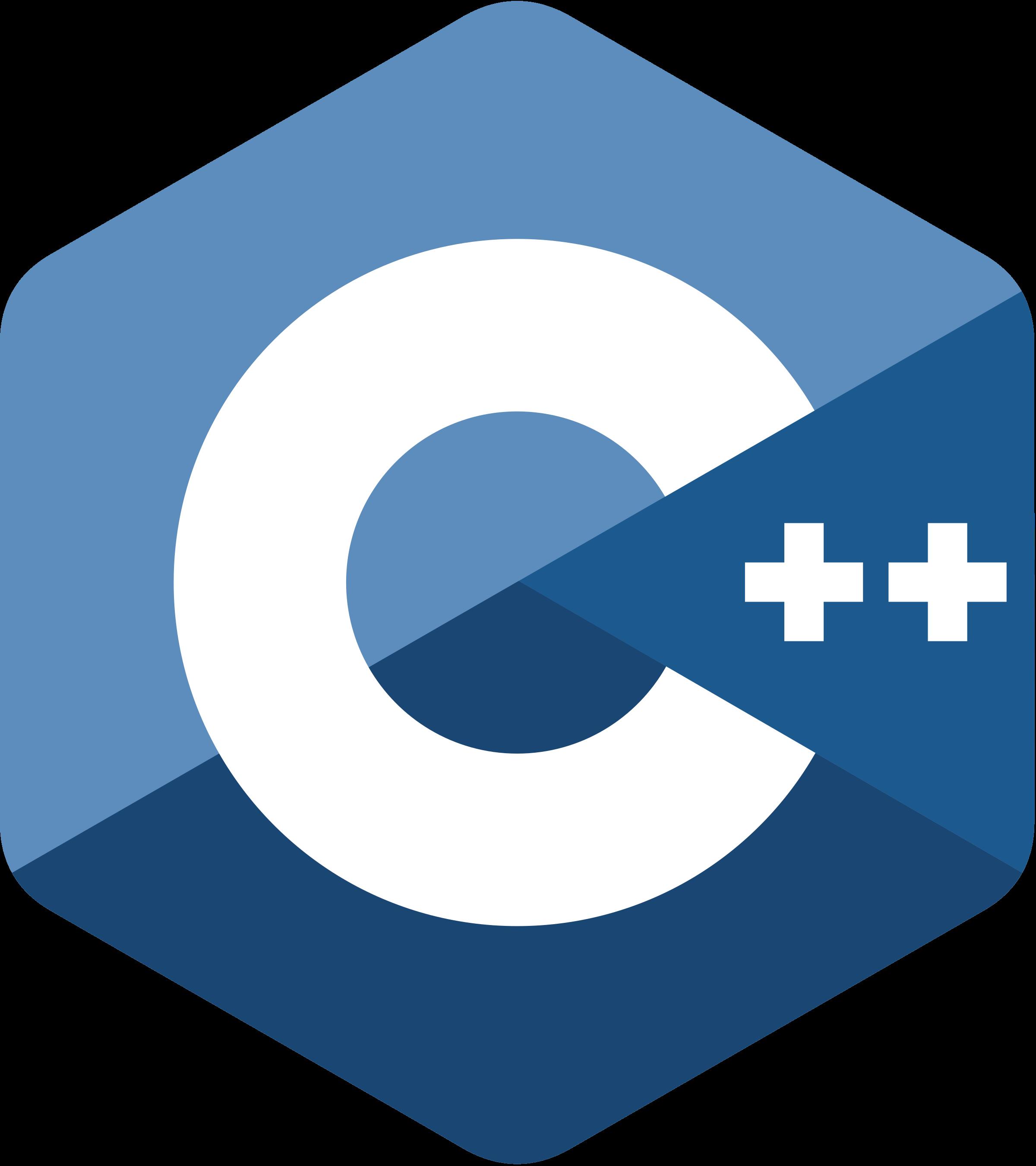 C Logo: C++ Logo PNG Transparent & SVG Vector