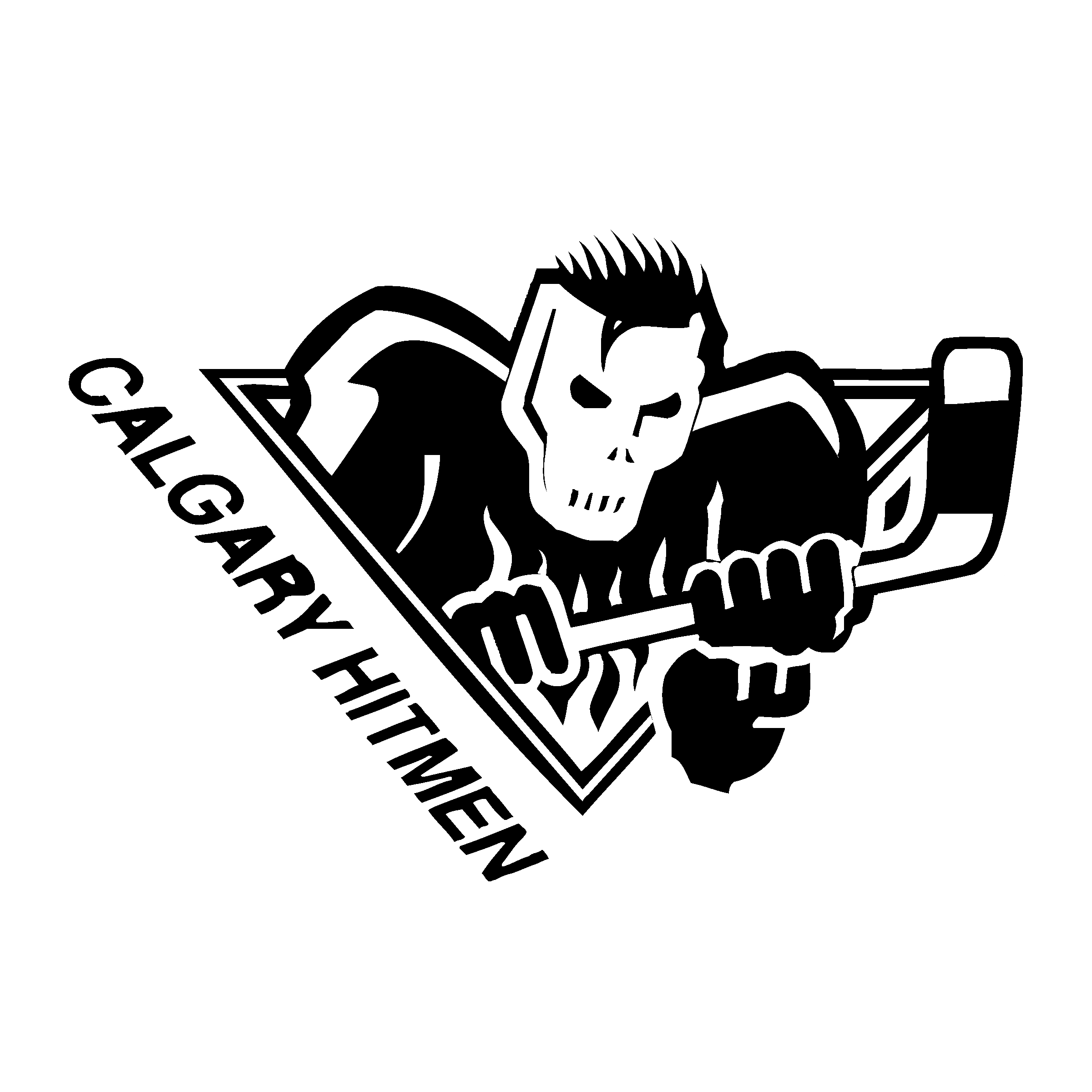 Calgary Hitmen Logo Png Transparent Amp Svg Vector Freebie