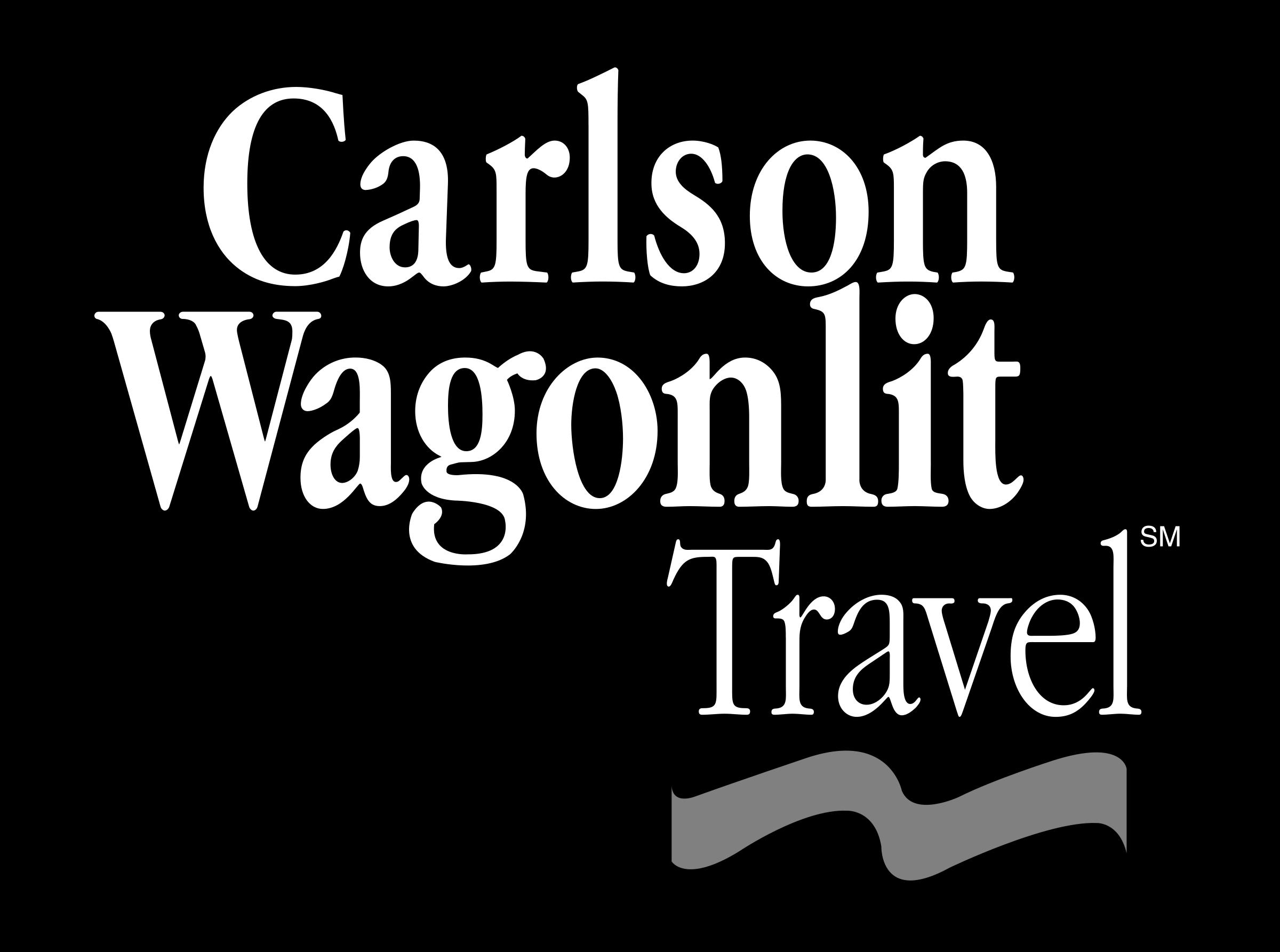 carlson wagonlit 2 logo png transparent