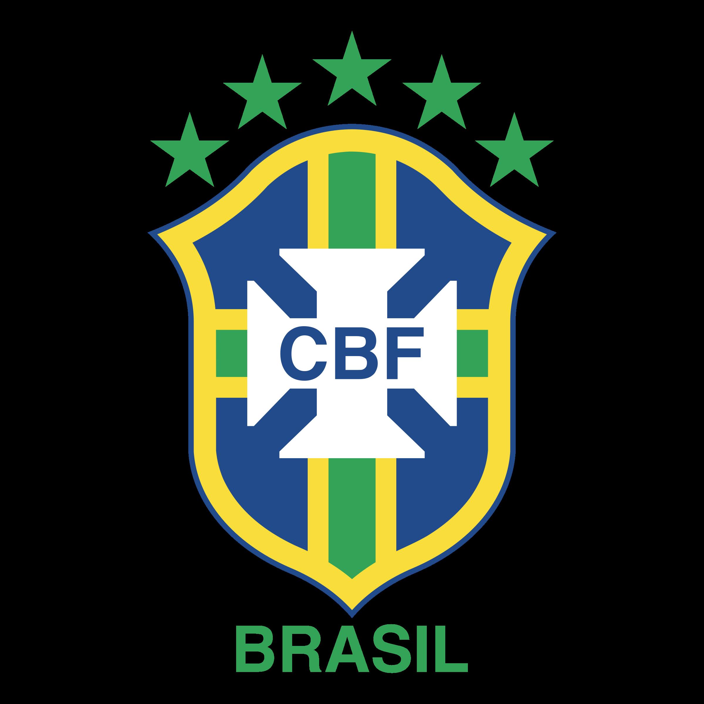 CBF Confederacao Brasileira de Futebol Logo PNG Transparent & SVG ...