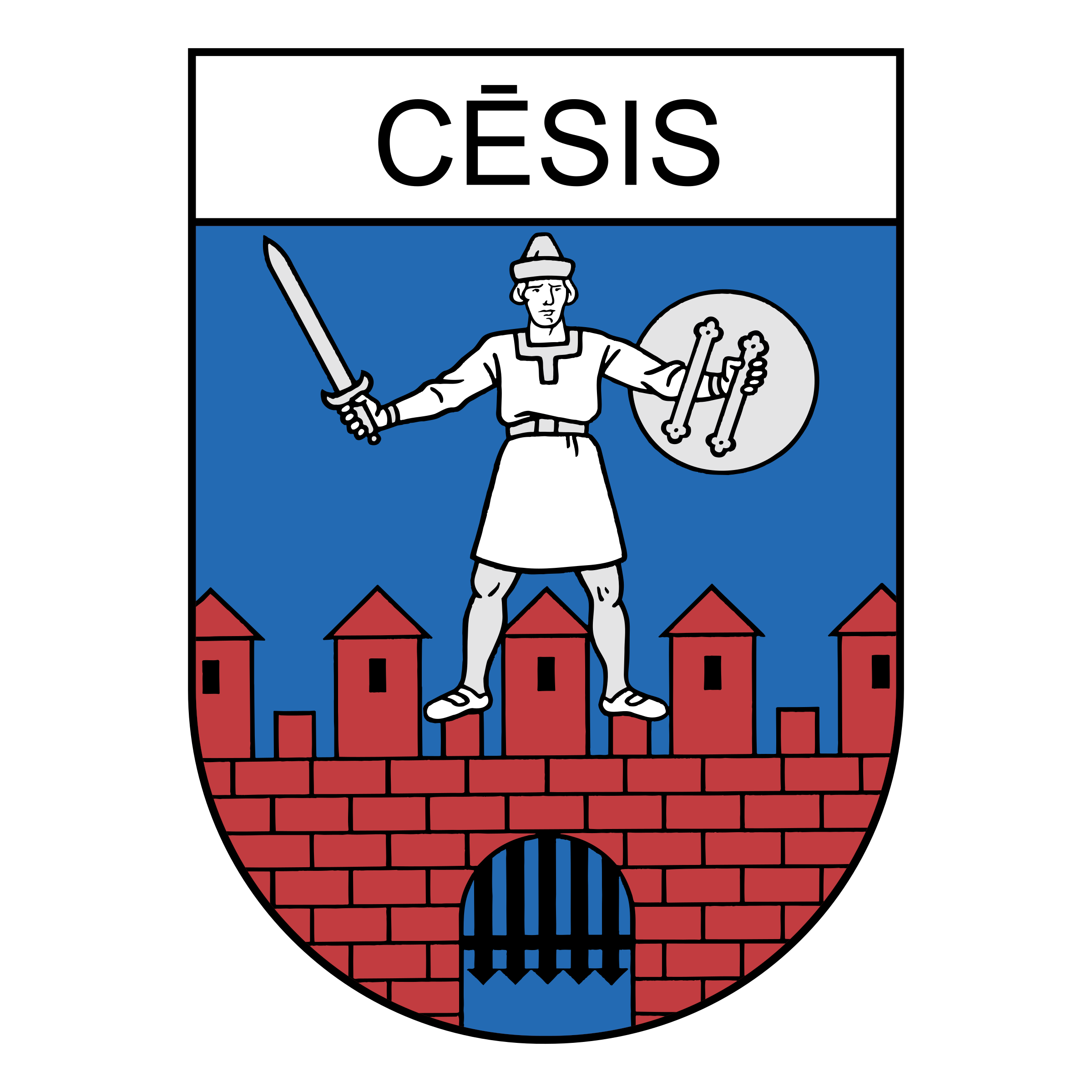 Image result for cēsis logo