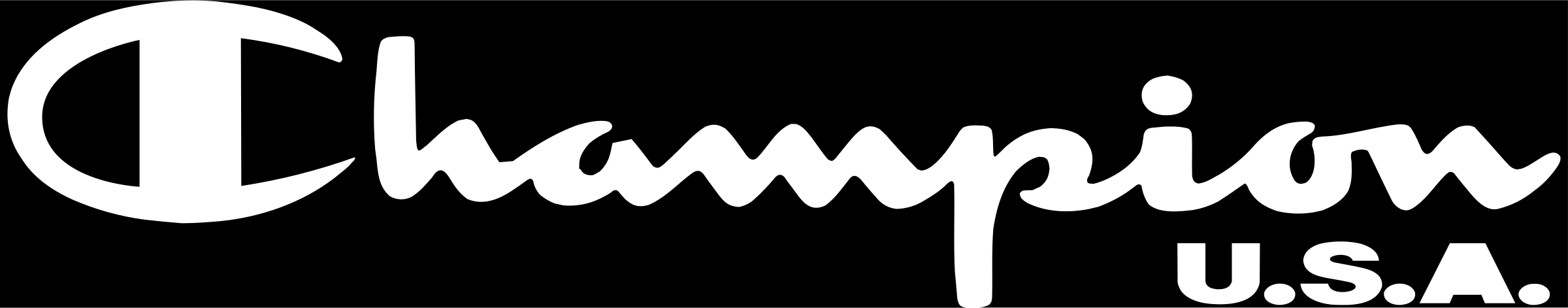 Champion Apparel 1 Logo PNG Transparent & SVG Vector ...