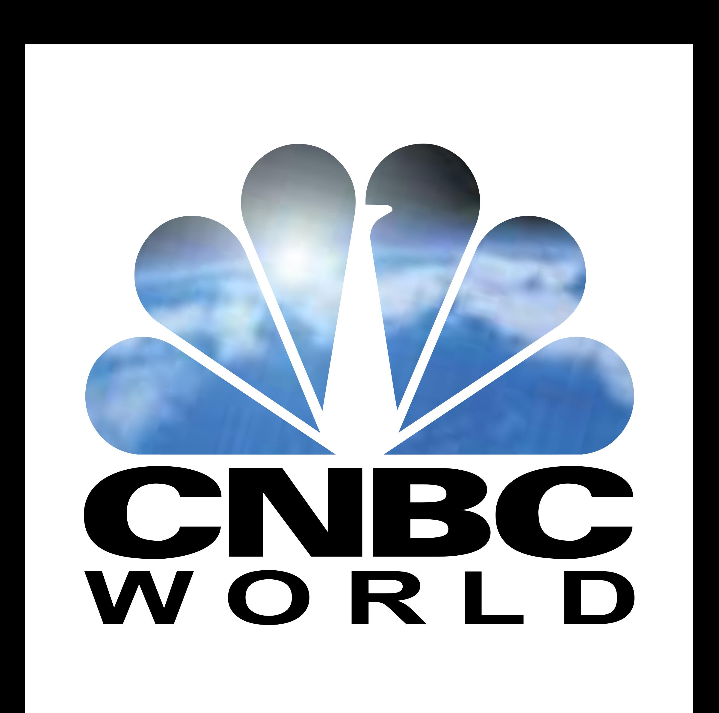 cnbc world logo png transparent & svg vector - freebie supply, Cnbc Presentation Template, Presentation templates