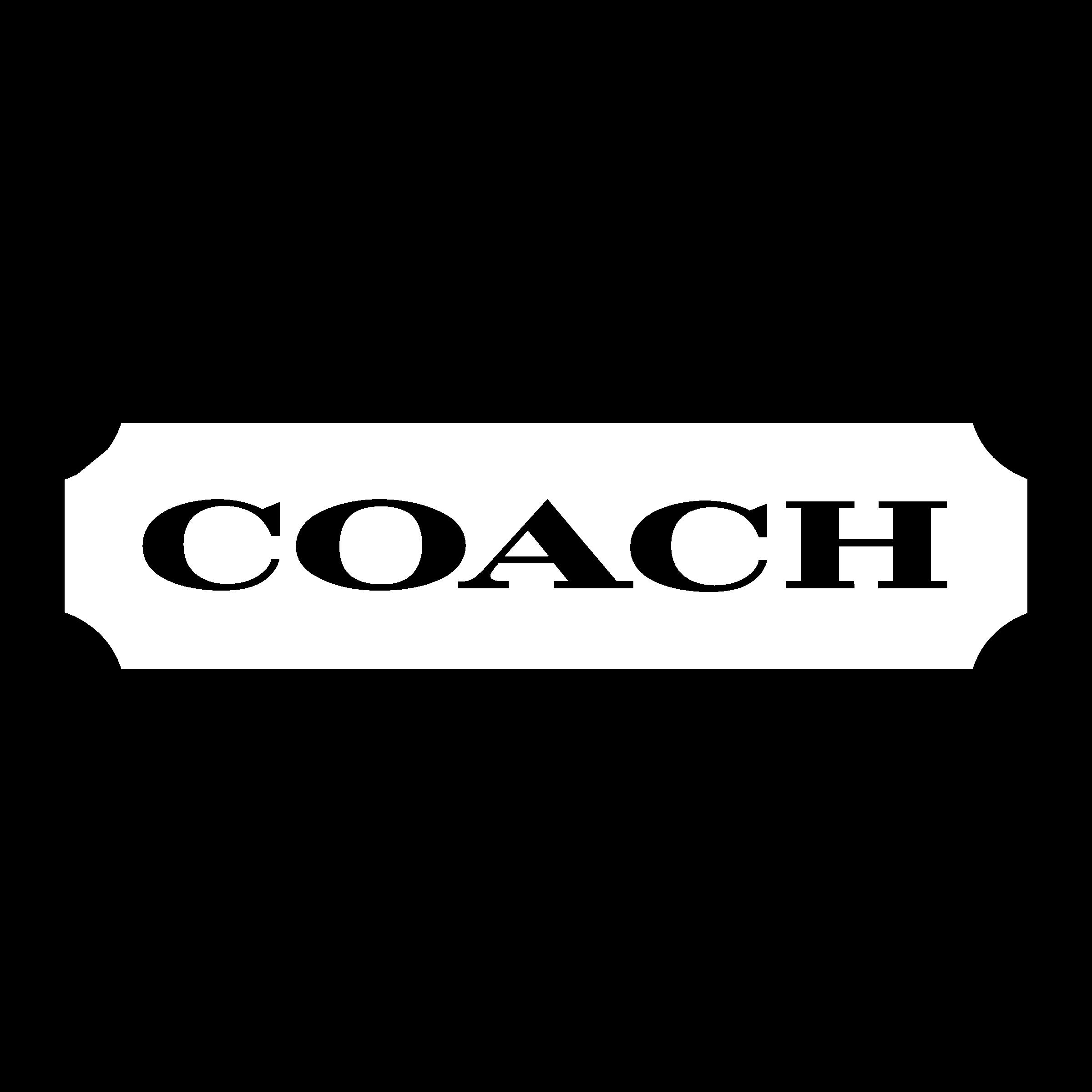 Coach Logo PNG Transparent & SVG Vector - Freebie Supply