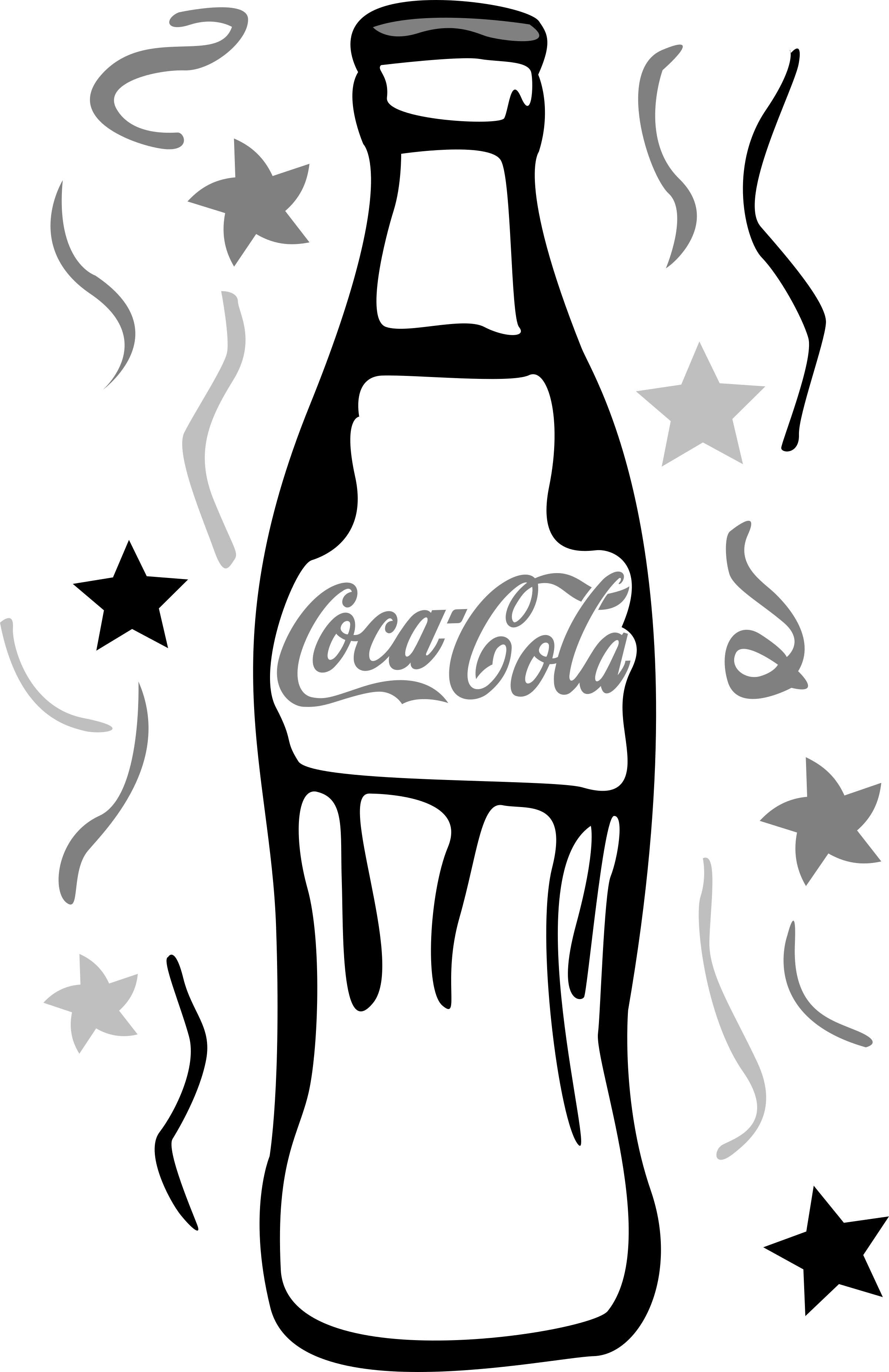coca cola bottle2 logo png transparent amp svg vector
