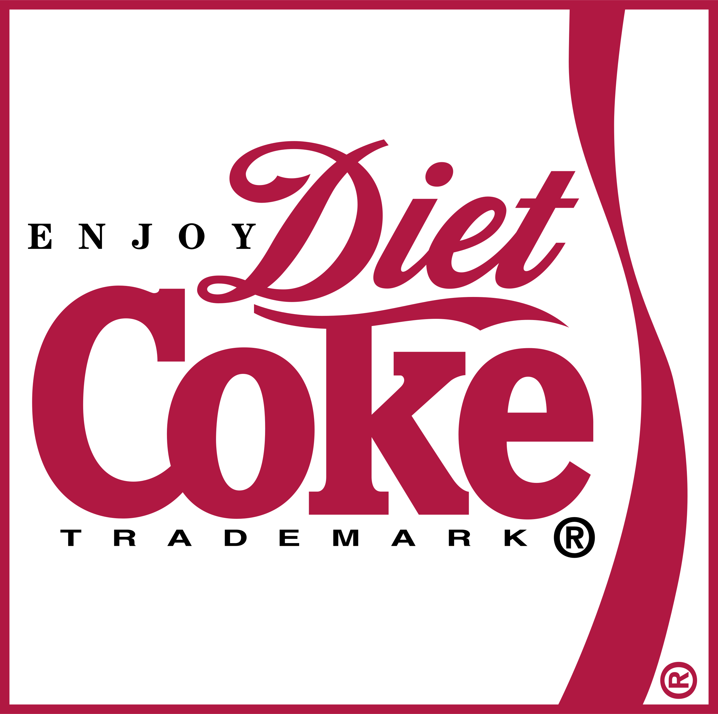 coca cola diet 4 logo png transparent amp svg vector