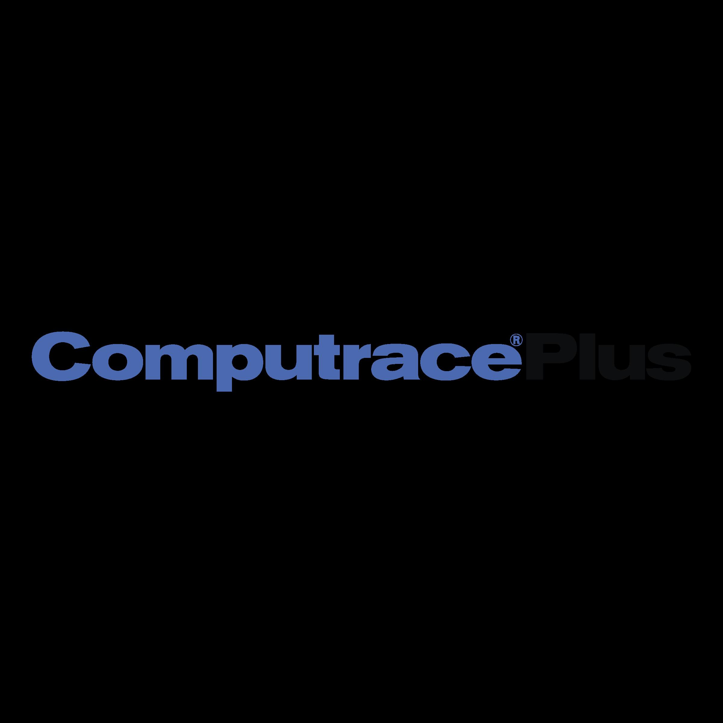 computrace plus logo png transparent