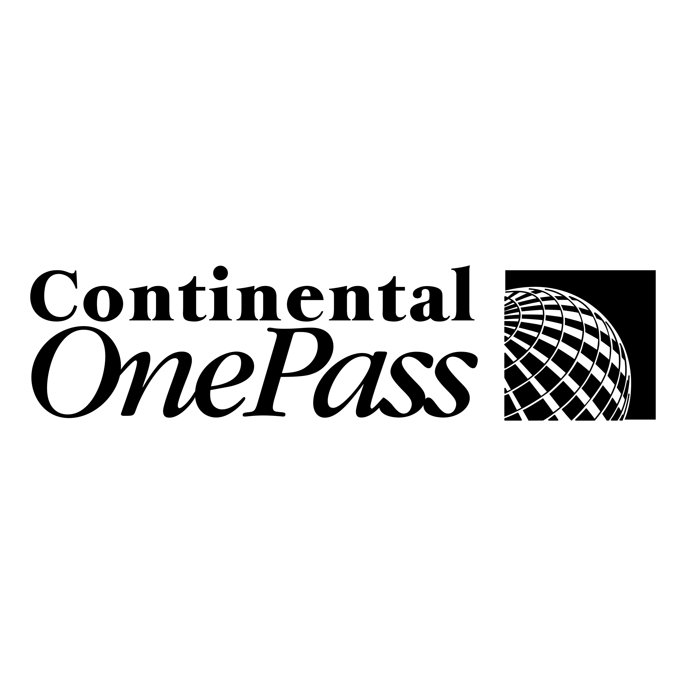 Continental OnePass Logo PNG Transparent & SVG Vector ...