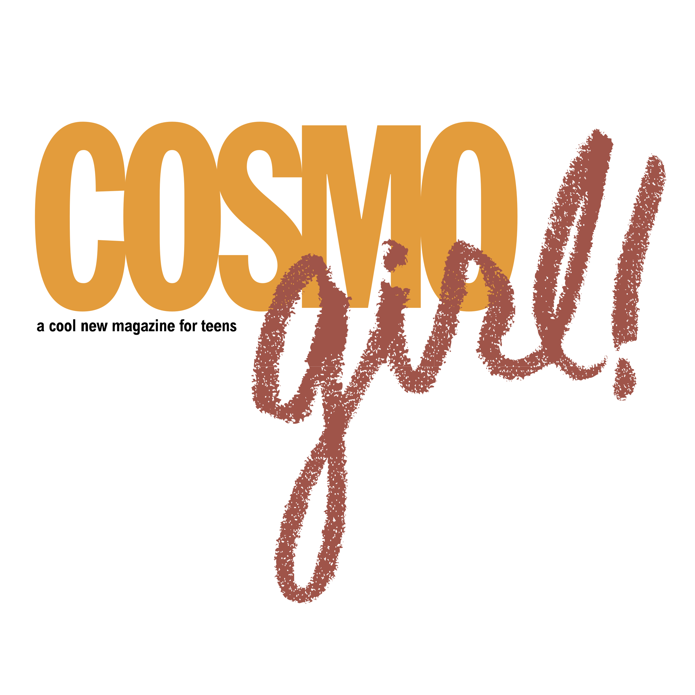 cosmogirl logo png transparent svg vector freebie supply
